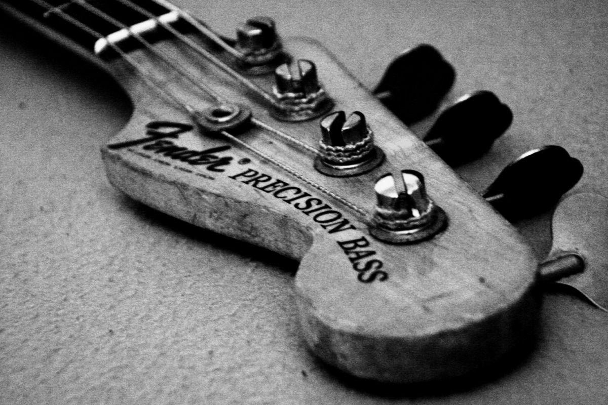 Bass Guitar Wallpaper Wallpapertag: Fender Bass Wallpapers