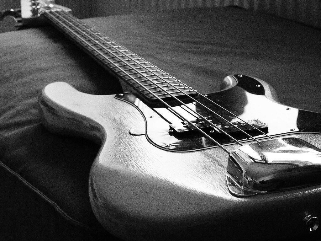 Fender Bass Wallpapers Wallpaper Cave