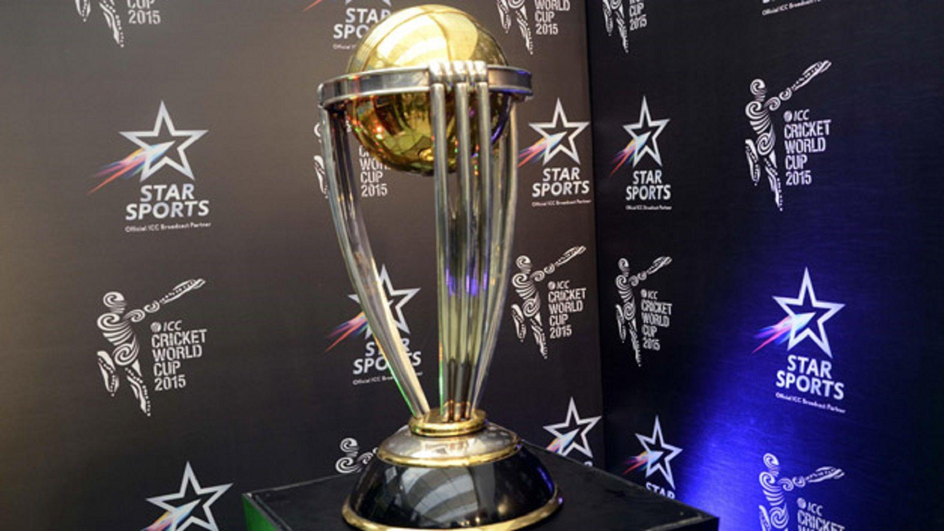 Icc Cricket World Cup Trophy Wallpaper Hd Free