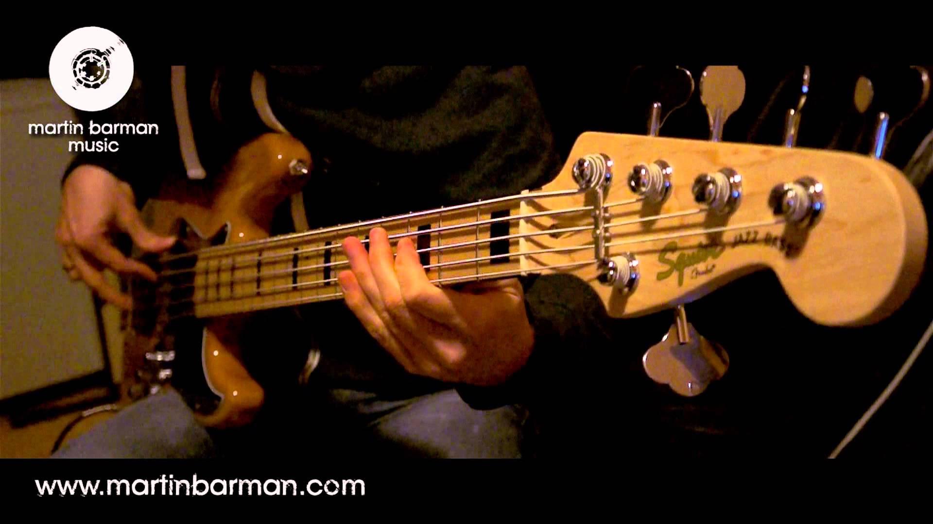 Bass Guitar Wallpapers: Fender Bass Wallpapers