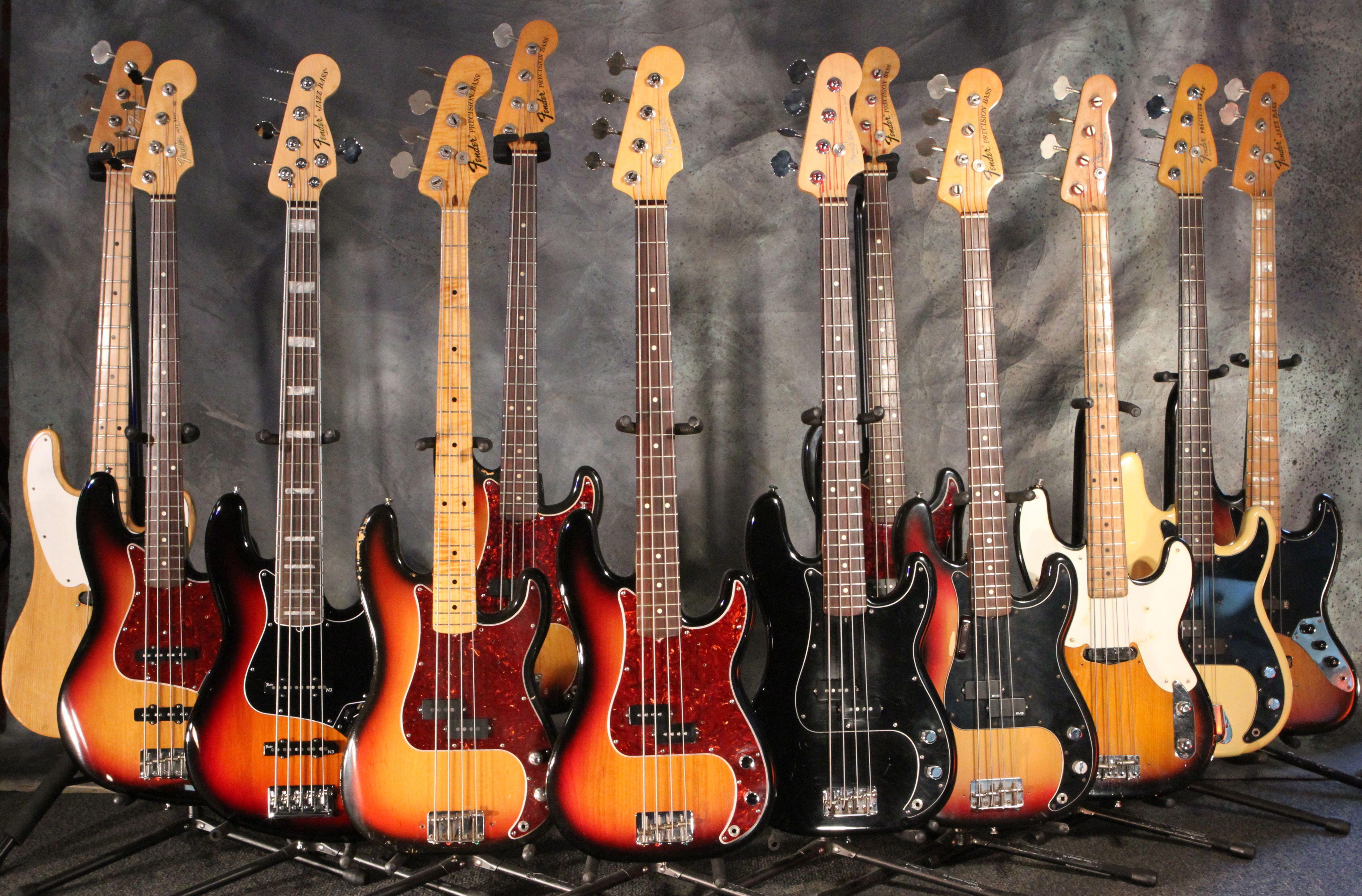 Bass Guitar Wallpapers High Quality
