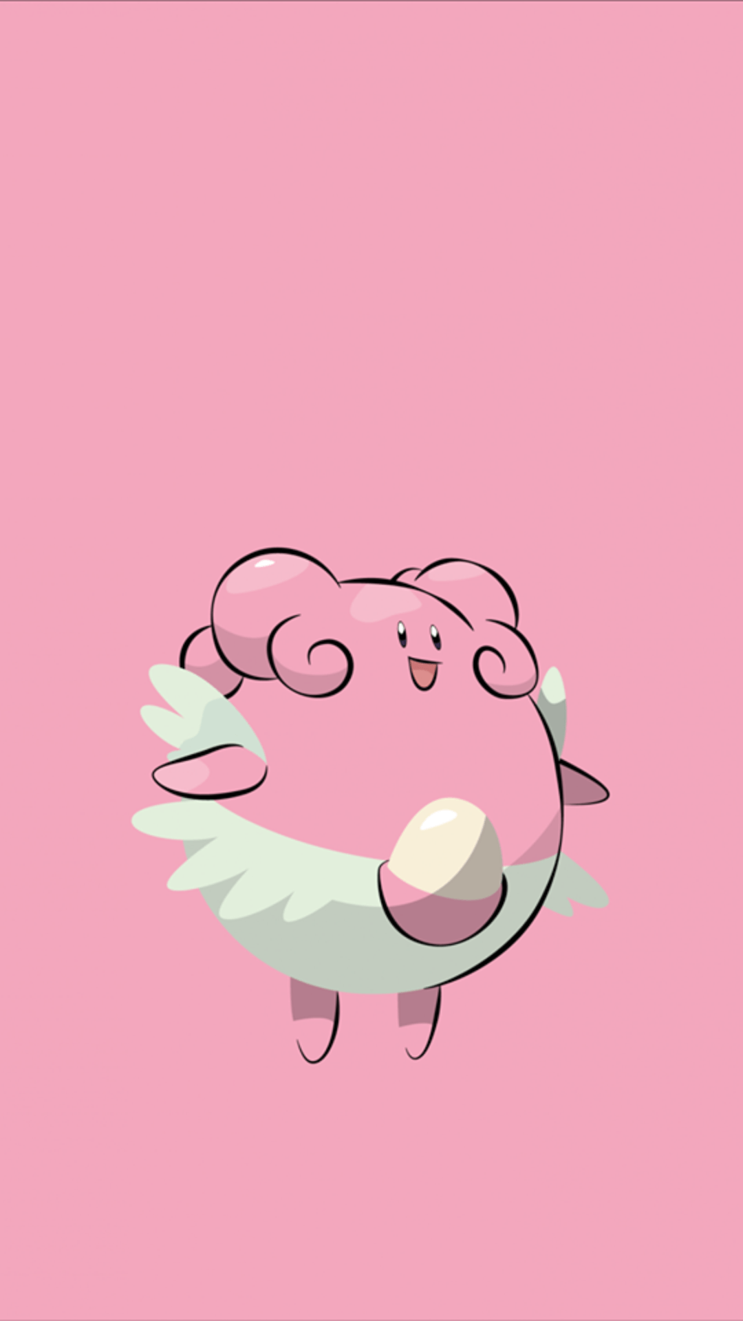 Download Blissey 1080 x 1920 Wallpapers