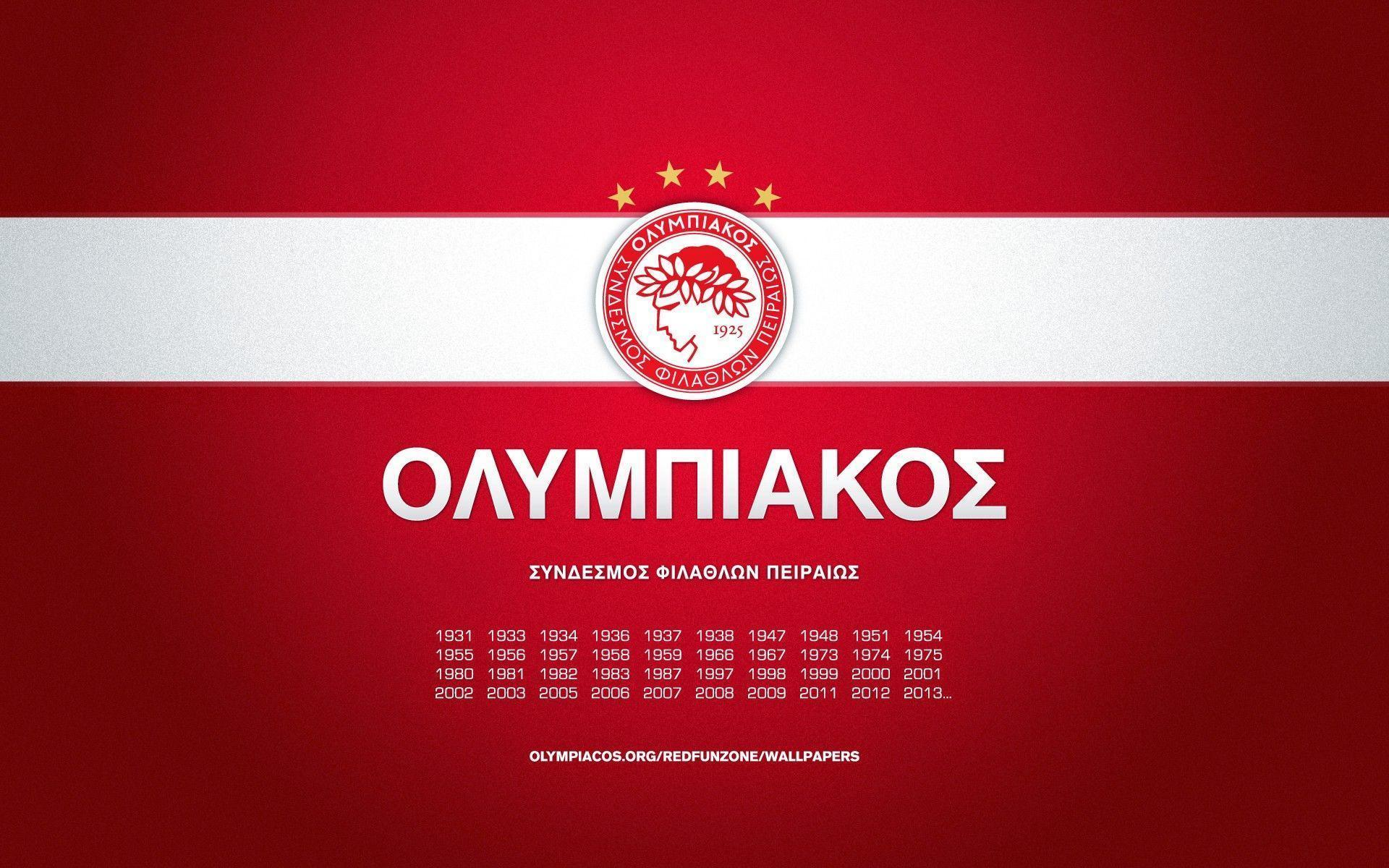 Download Olympiakos Wallpapers HD Wallpaper