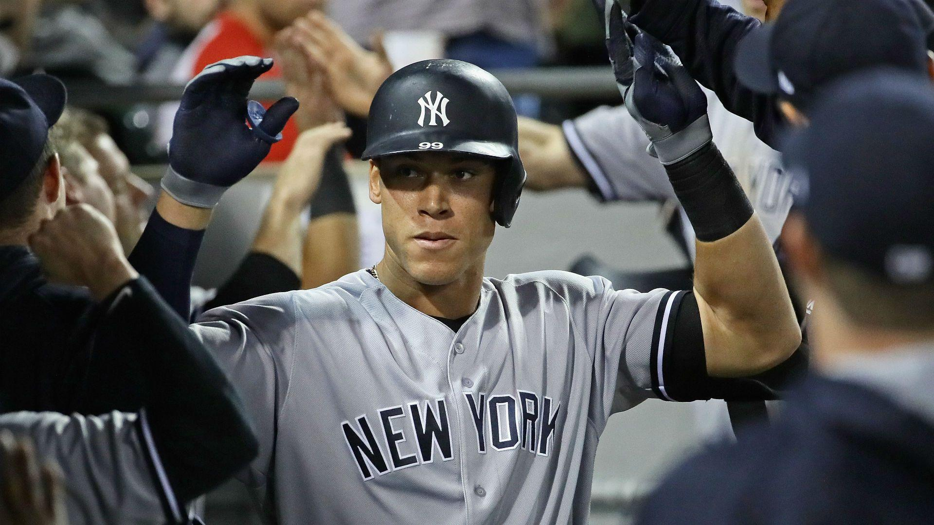 Aaron Judge continues to be as good as advertised in win vs. White