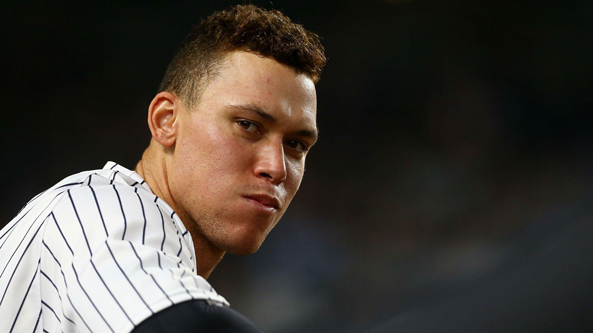 Baseball yankees aaron judge mashes hardest hit home run statcast