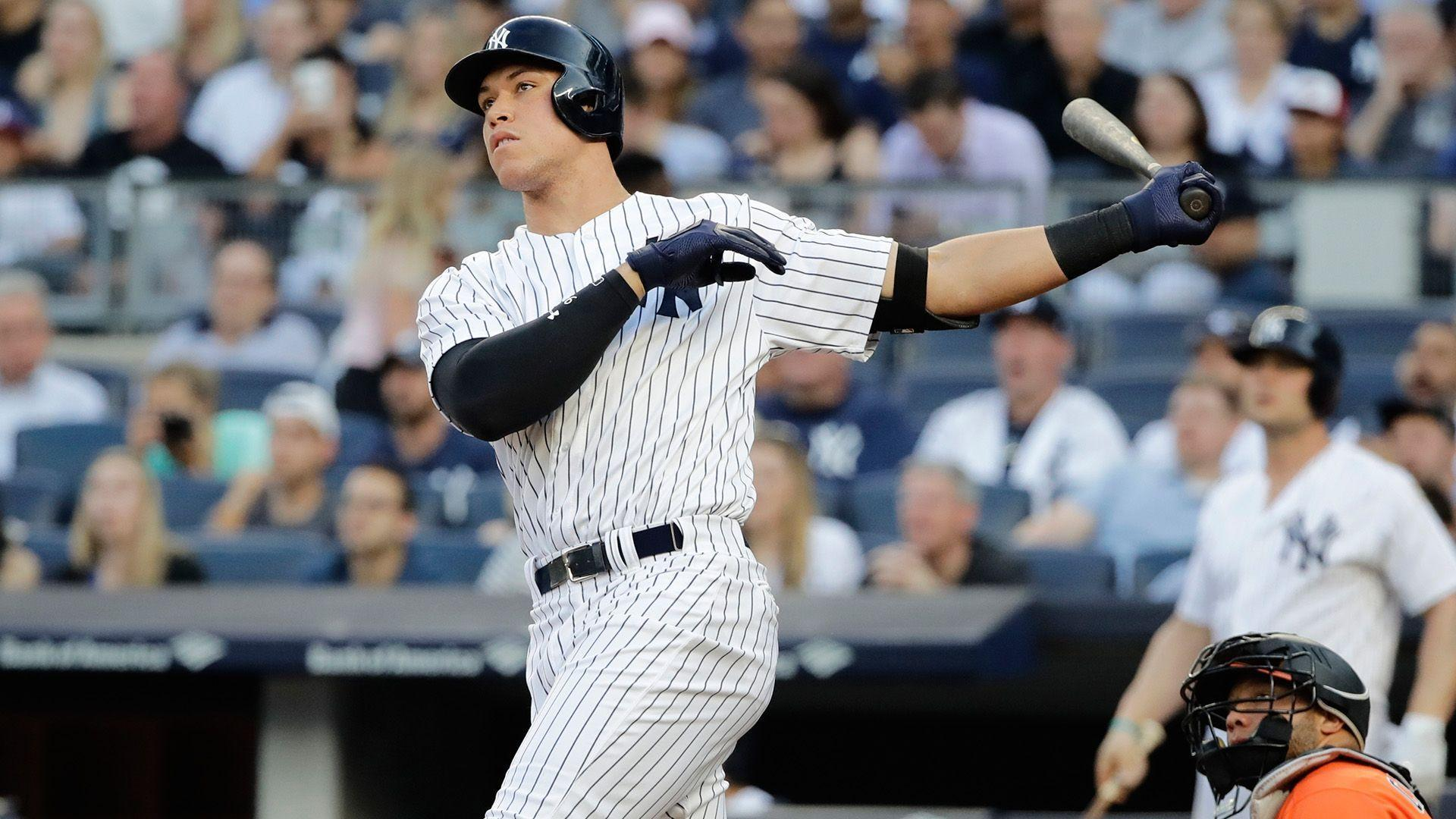 Aaron Judge, Bryce Harper lead the 2017 MLB All