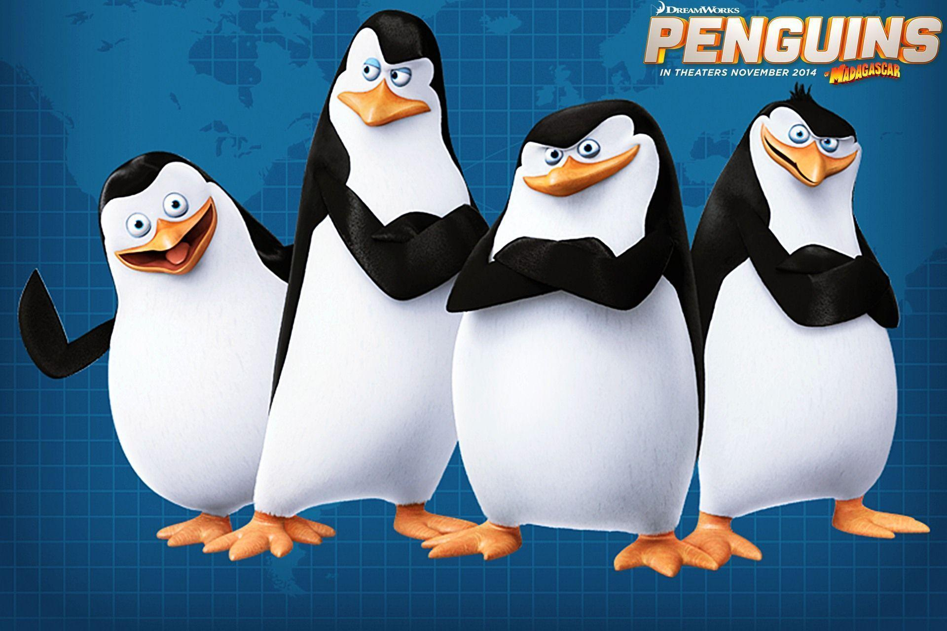 Penguins of madagascar wallpapers wallpaper cave - Madagascar wallpaper ...