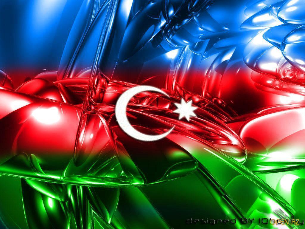 Graafix!: Flag of Azerbaijan