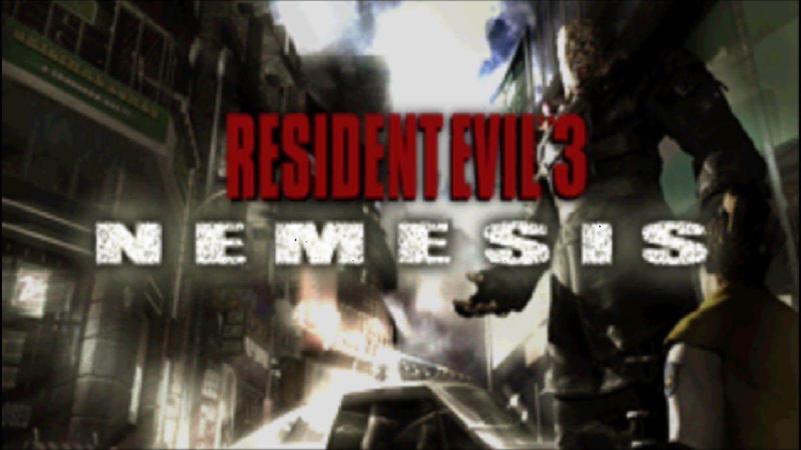 Resident Evil 3 Nemesis Wallpapers Wallpaper Cave