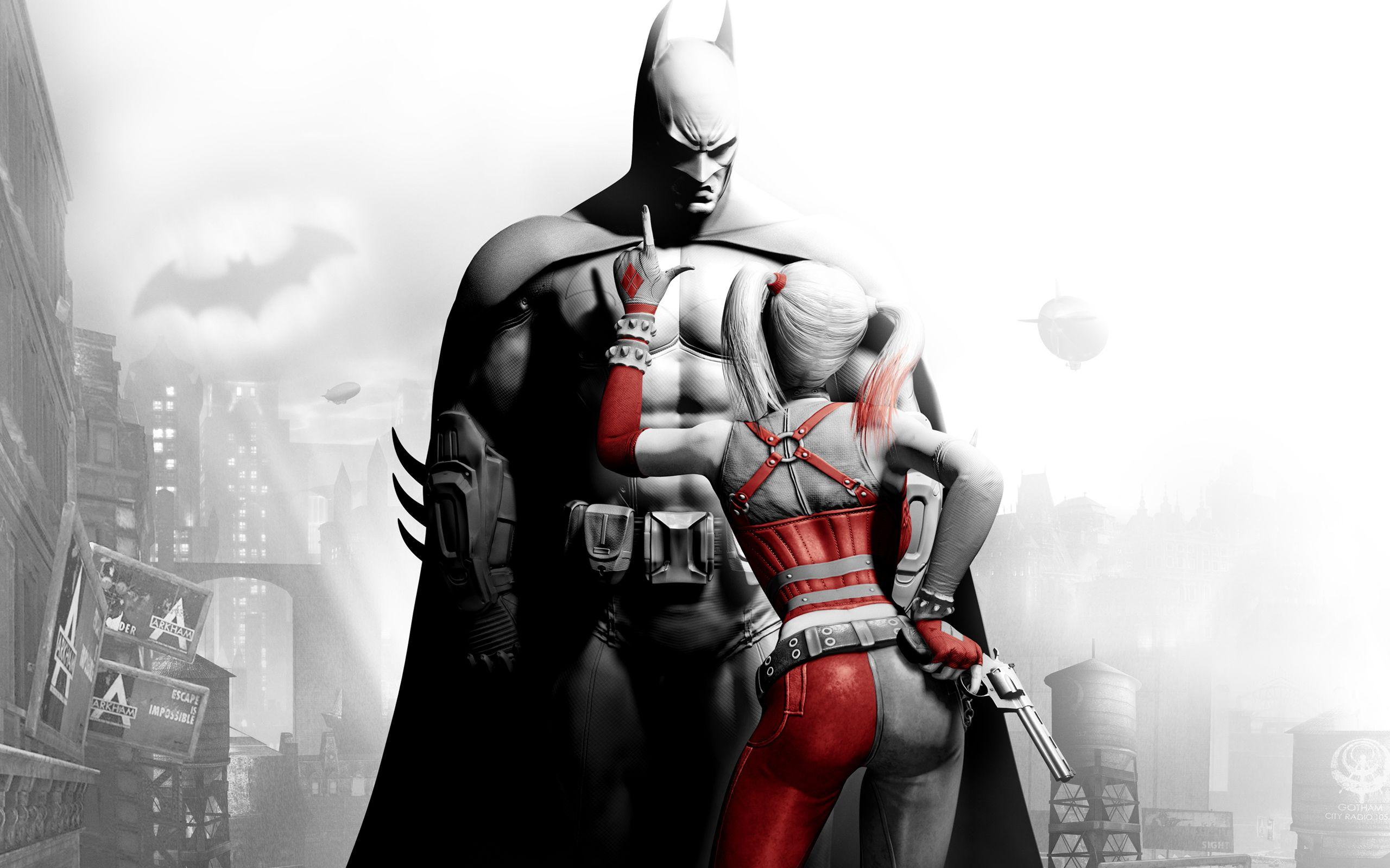 Batman and Harley Quinn Wallpapers | HD Wallpapers