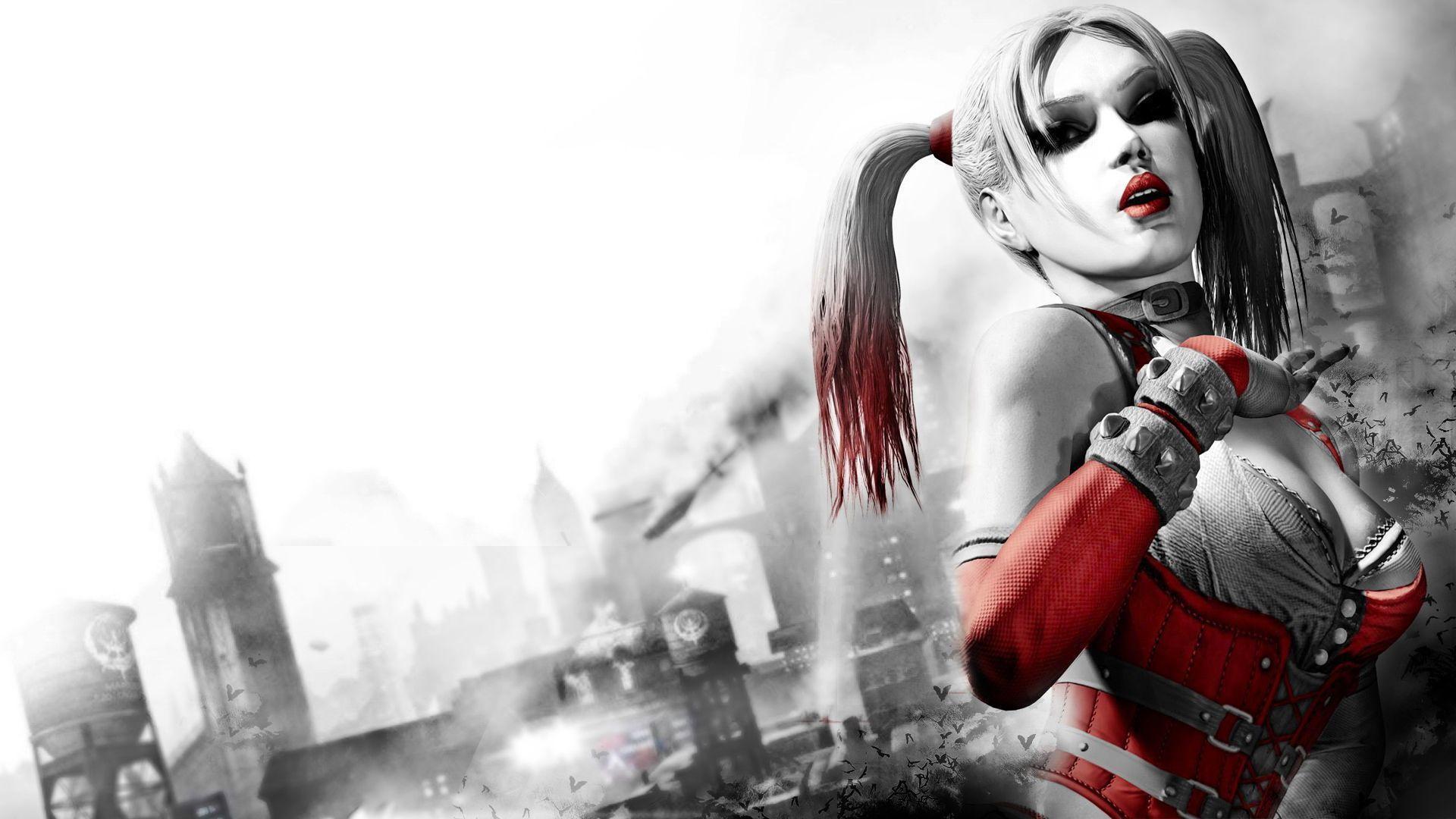 Batman Joker And Harley Quinn Wallpapers Top Free Batman Joker