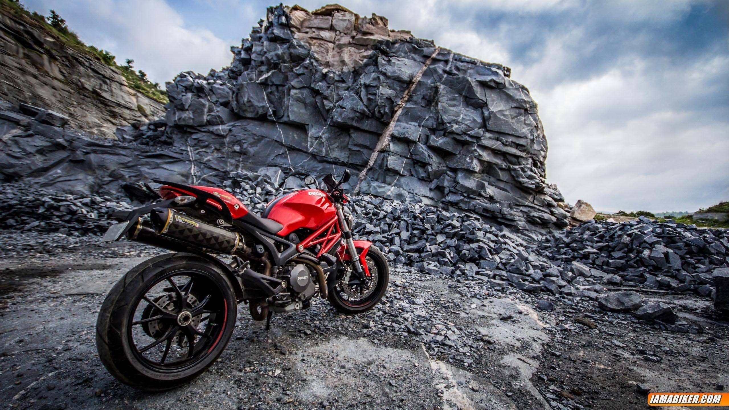 Ducati Monster Wallpapers Wallpaper Cave