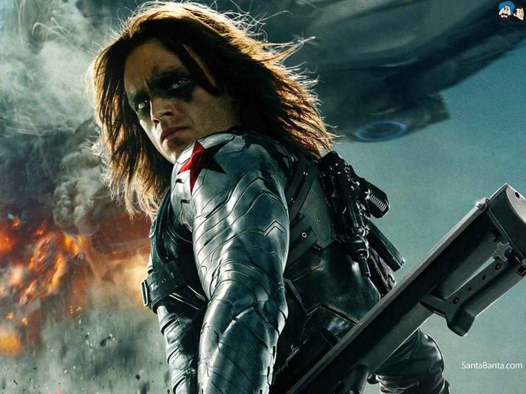 America The Winter Soldier