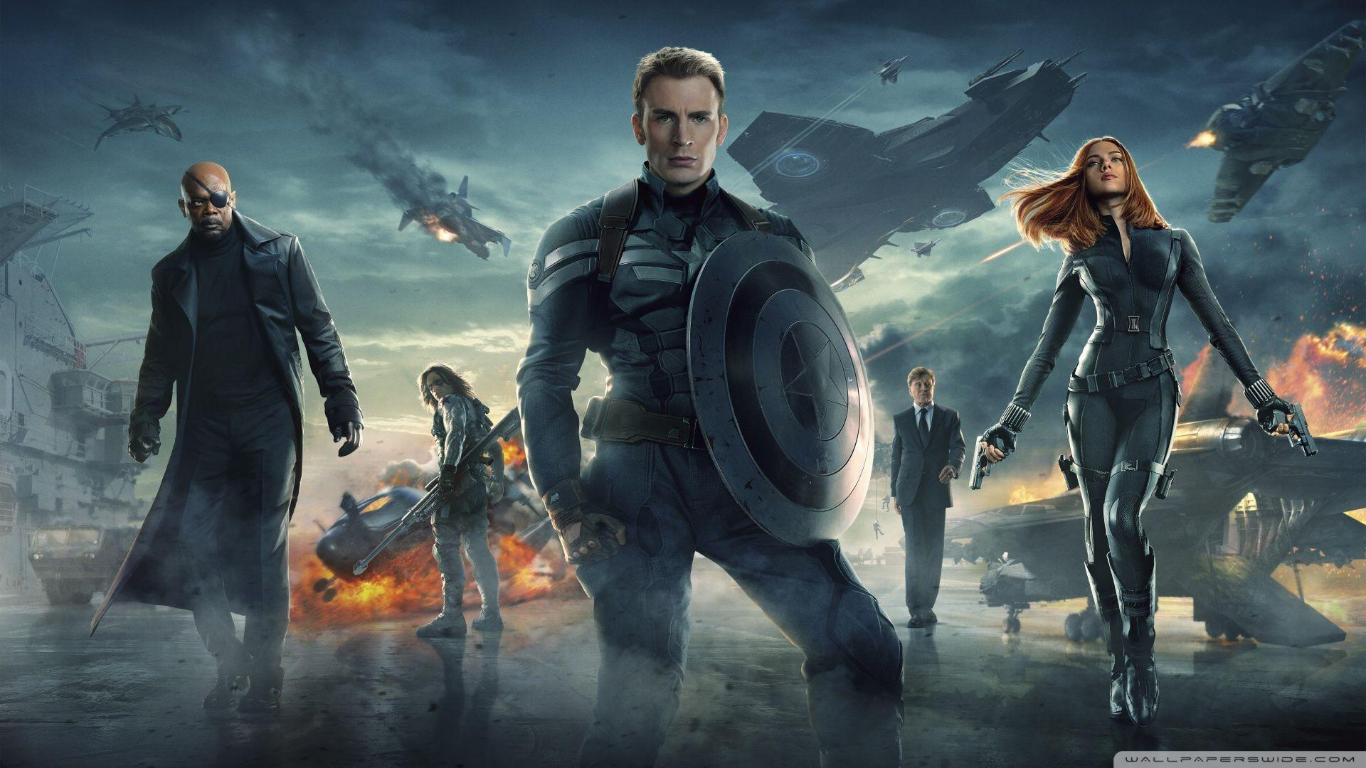 Captain America The Winter Soldier 2014 HD desktop wallpaper ...