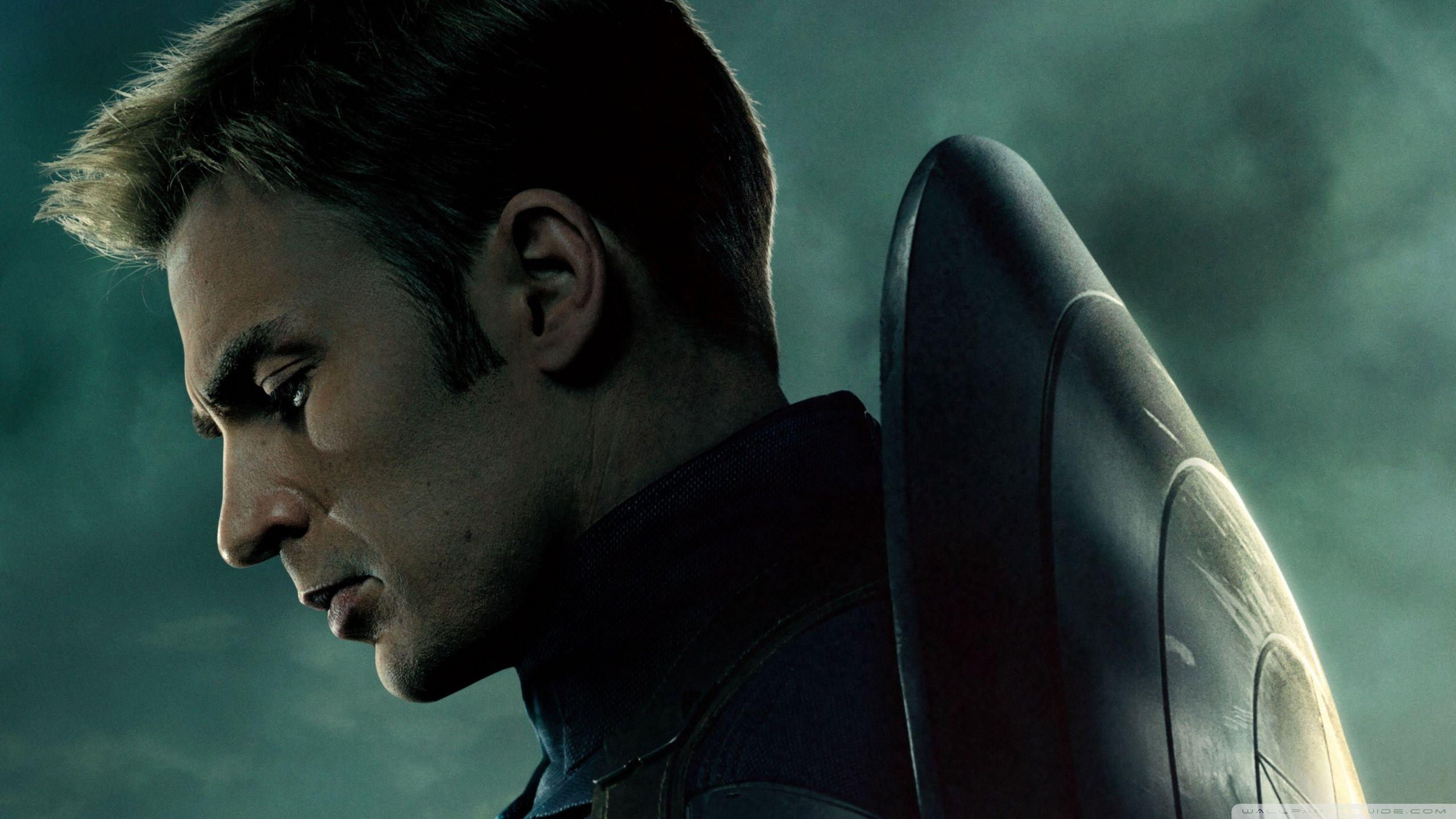CAPTAIN AMERICA THE WINTER SOLDIER Wallpapers and Desktop