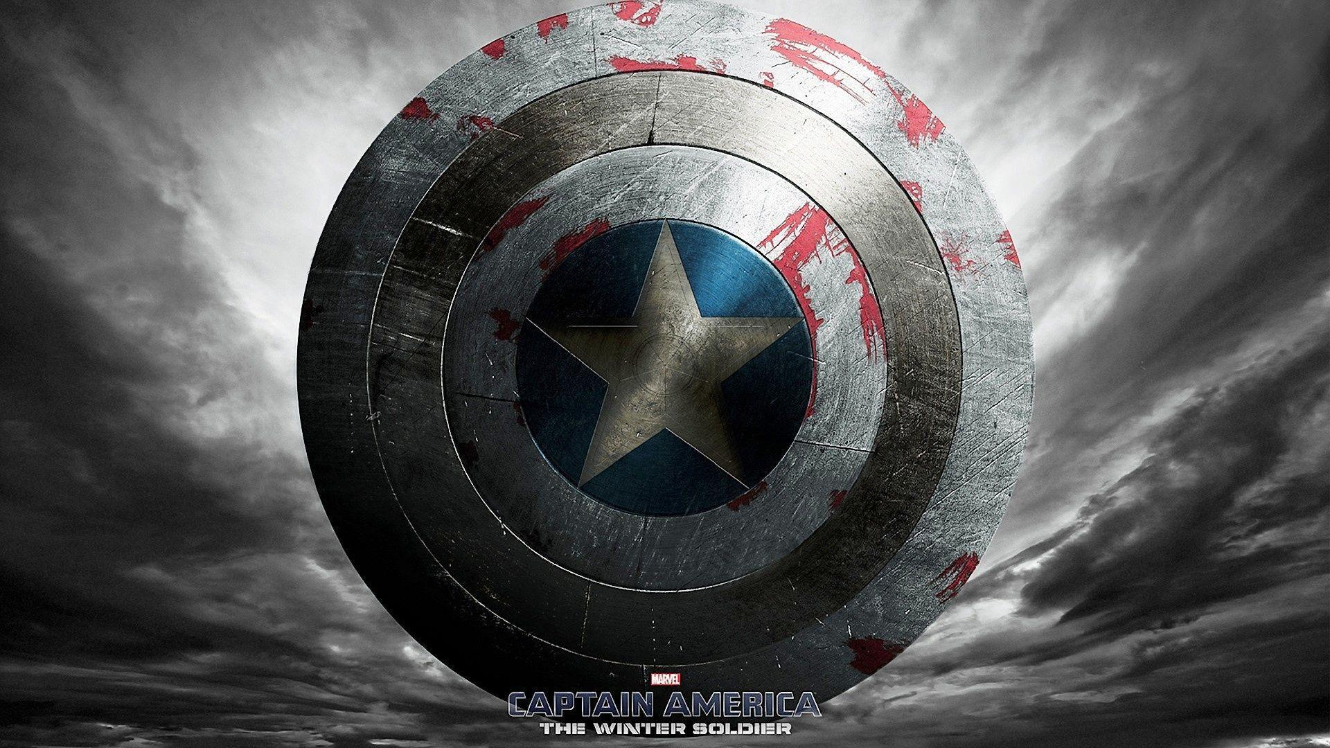 Shield Captain America The Winter Soldier Wallpapers