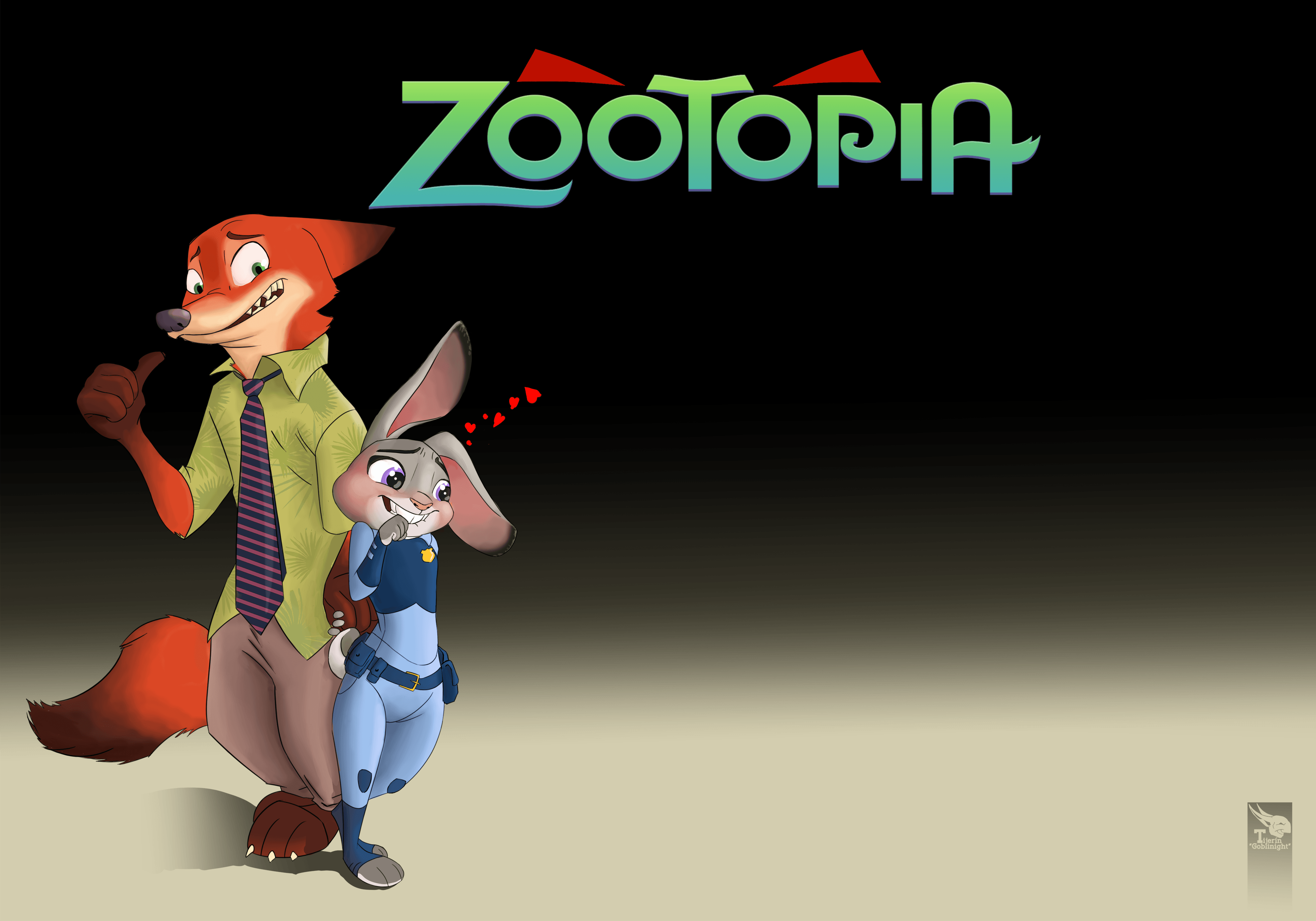 Zootopia Hd Wallpapers Wallpaper Cave