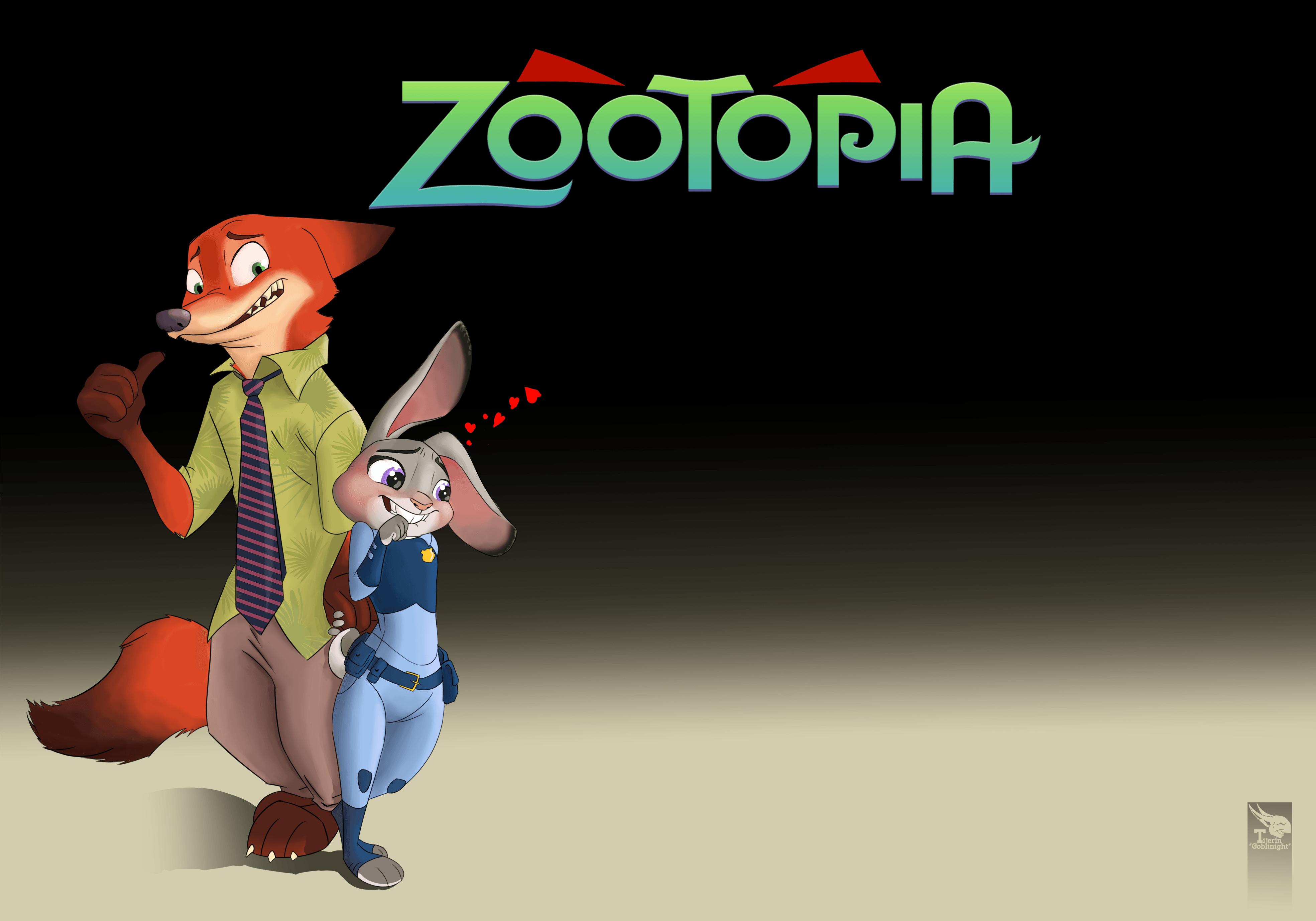 Zootopia HD Wallpapers - Wallpaper Cave