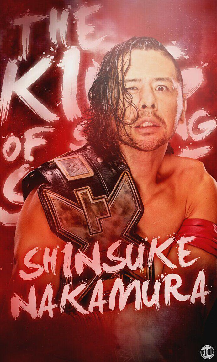 Shinsuke Nakamura wallpapers by P10D by Perfect10Designs
