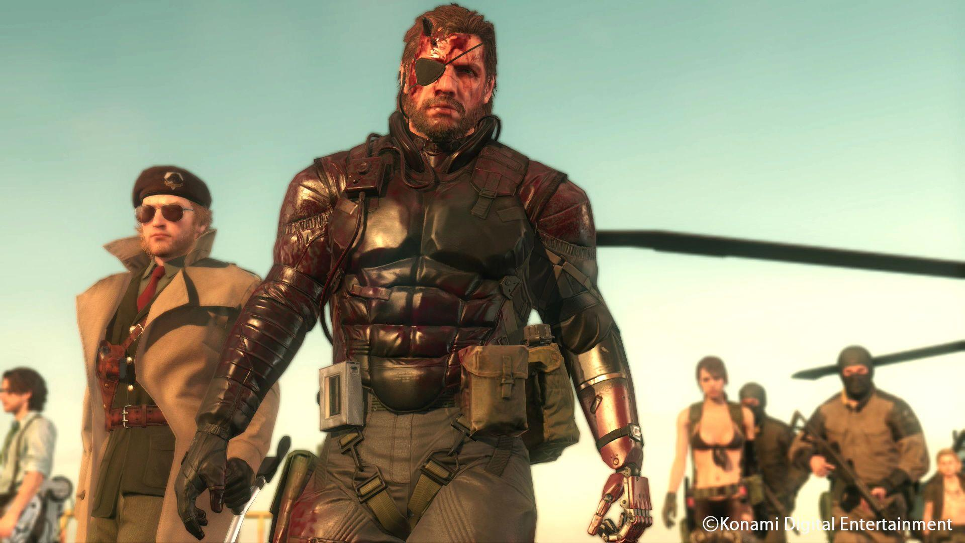 Metal Gear Solid V: The Phantom Pain to Receive Companion App for