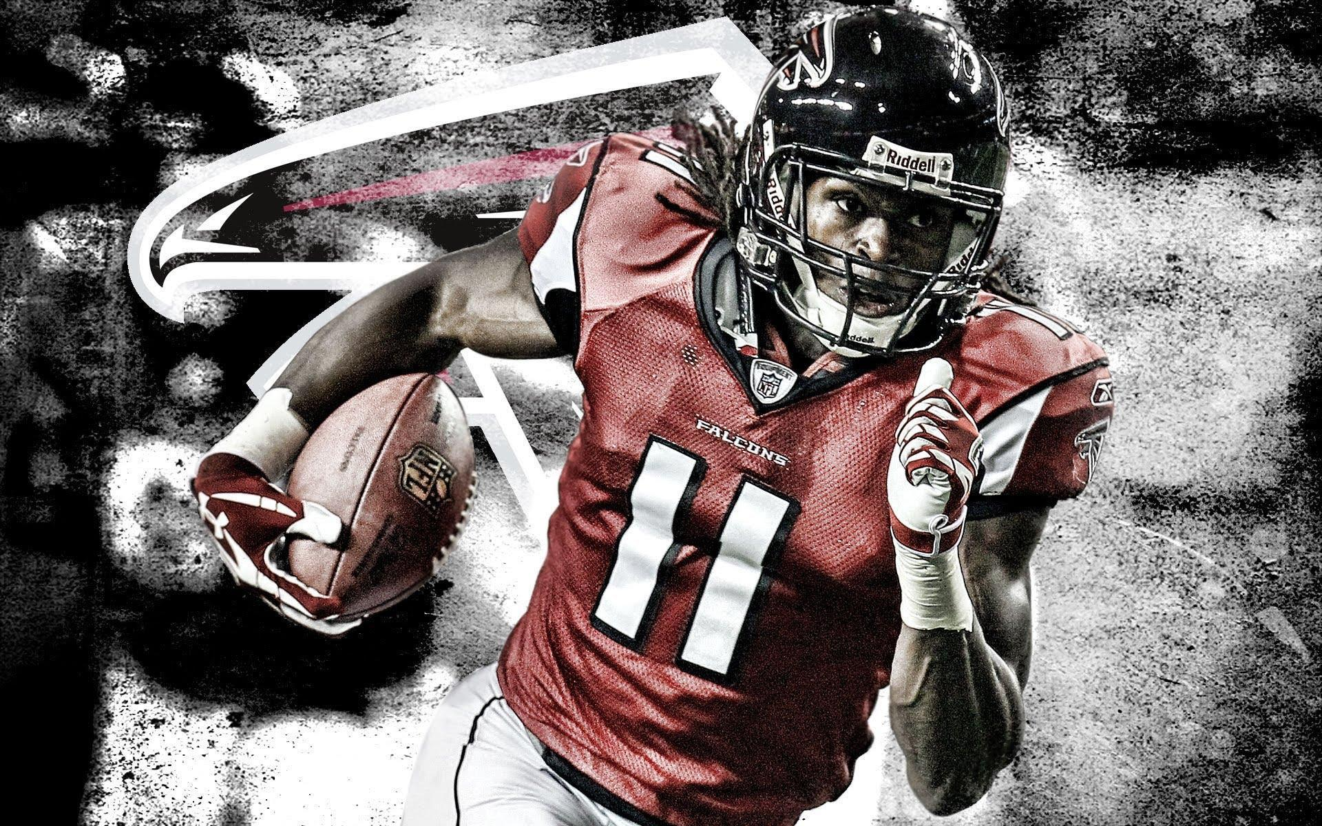 madden 13 atlanta falcons wallpapers hd backgrounds wallpapers free