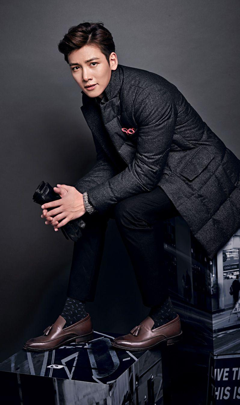 CF] Ji Chang Wook AD HOC Winter Collection