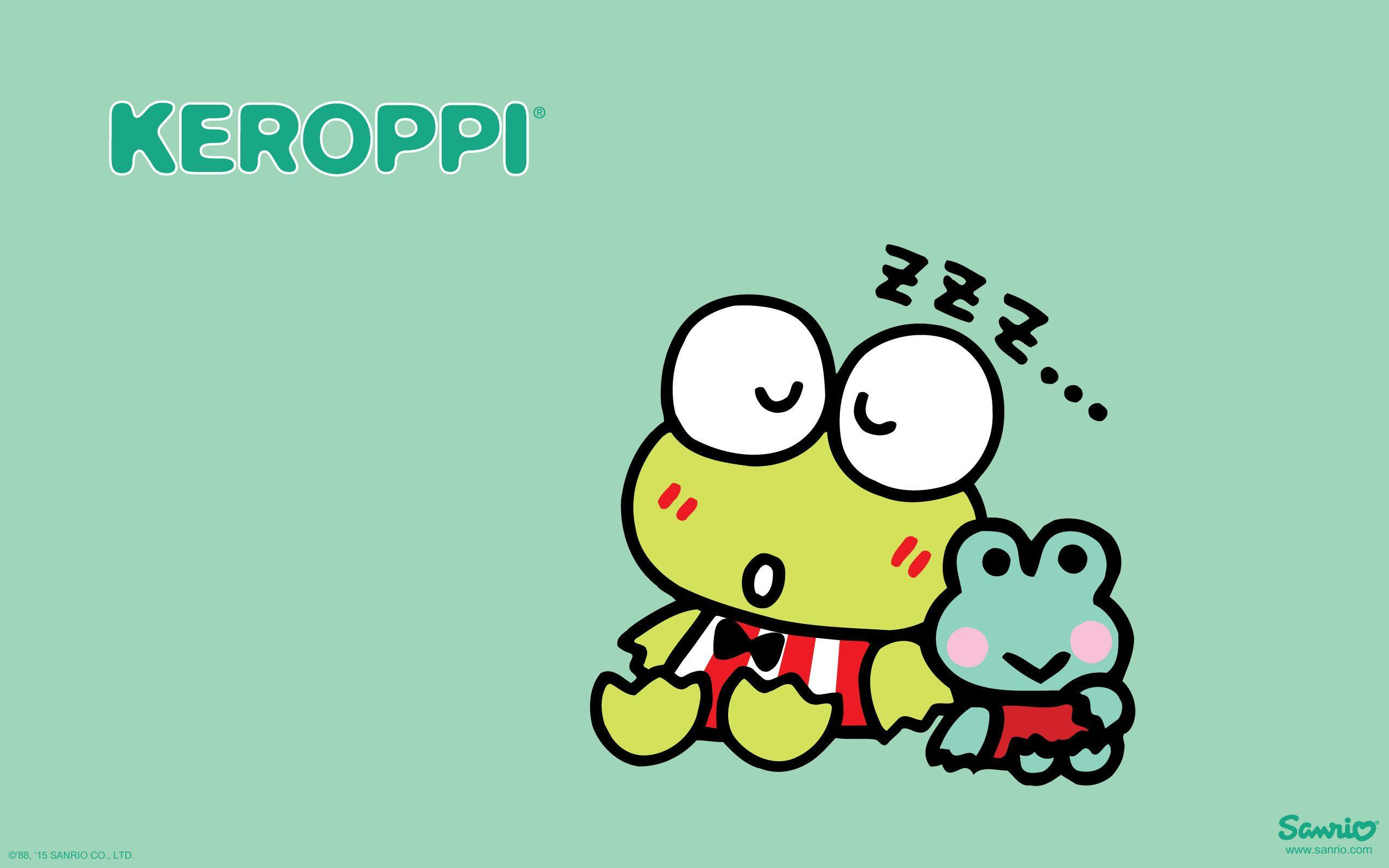 Keroppi Wallpapers Wallpaper Cave