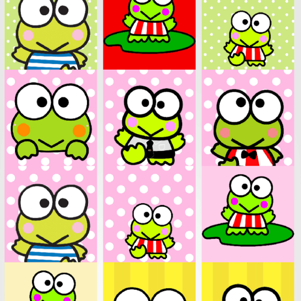 Keroppi Wallpaper Wallpapers