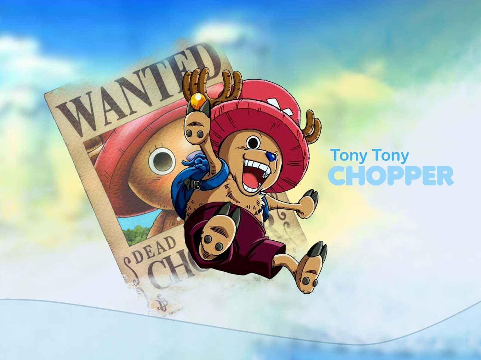 Chopper One Piece Wallpapers - Wallpaper Cave