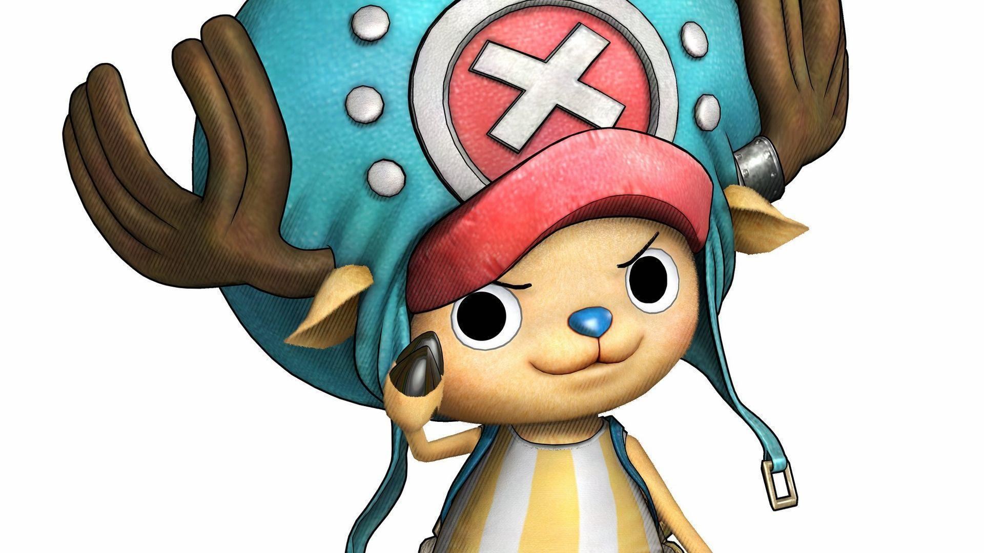 Chopper One Piece Wallpapers Wallpaper Cave