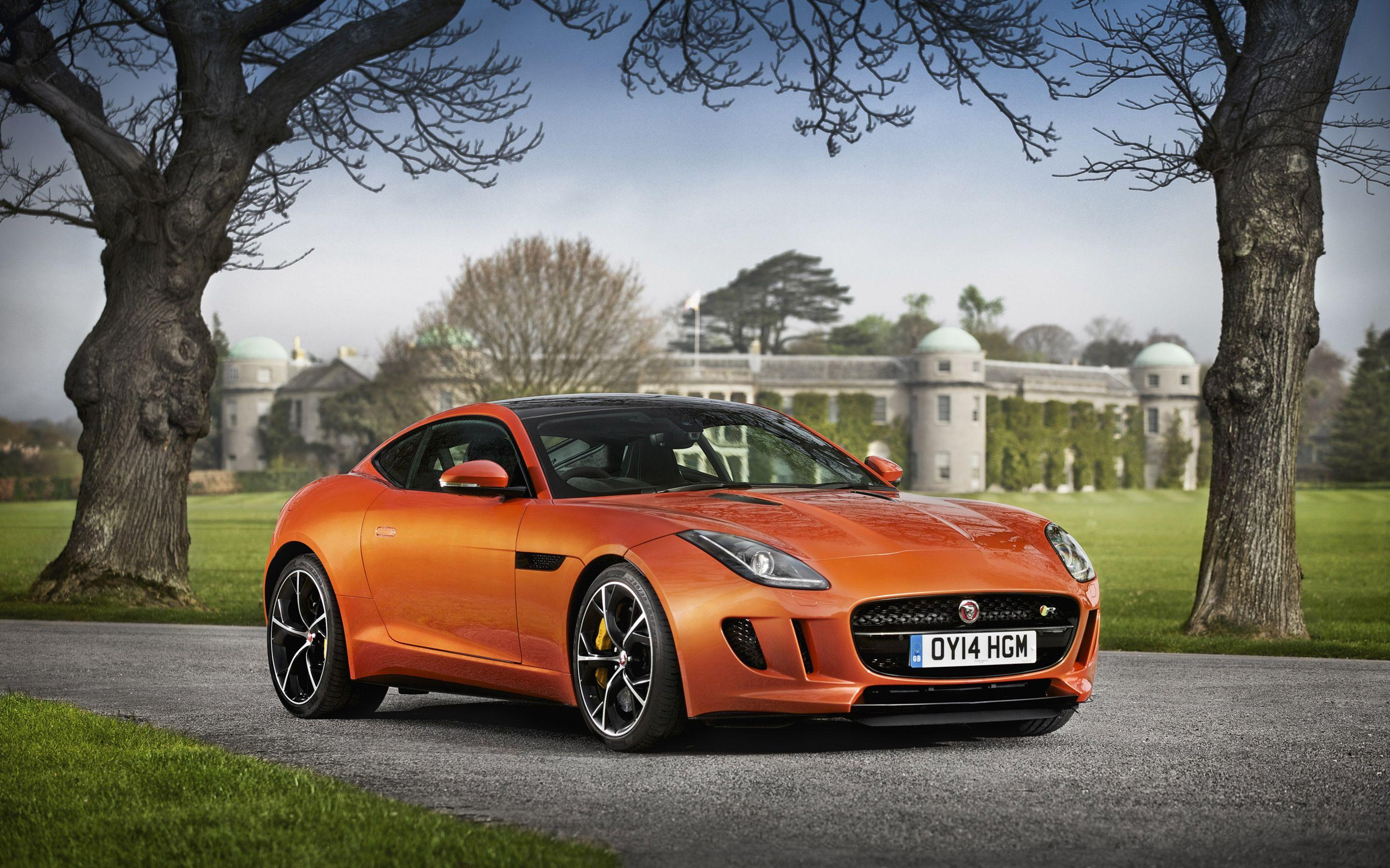 2014 Jaguar F type R Coupe 7 Wallpapers