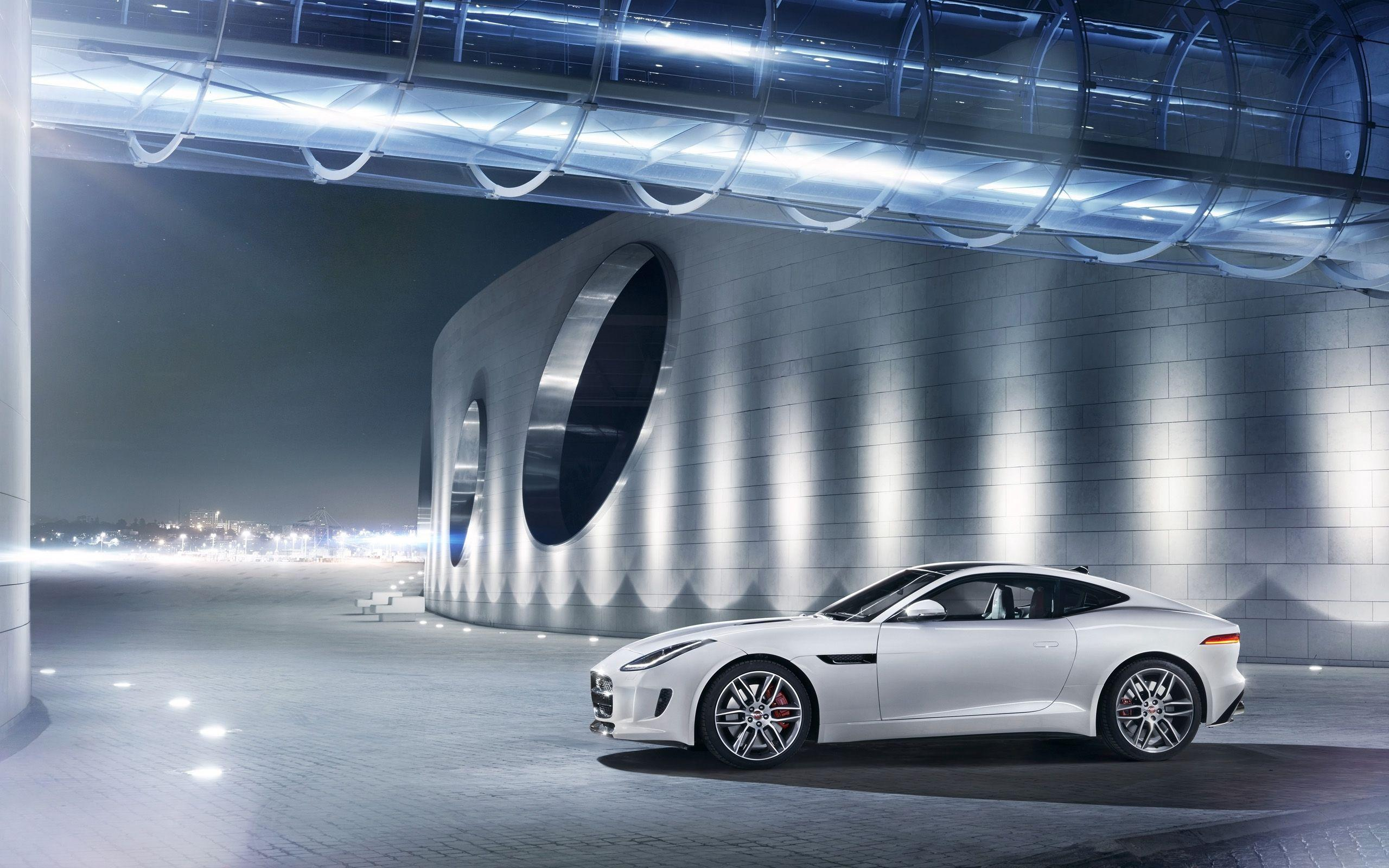 2014 Jaguar F Type R Coupe 2 Wallpapers