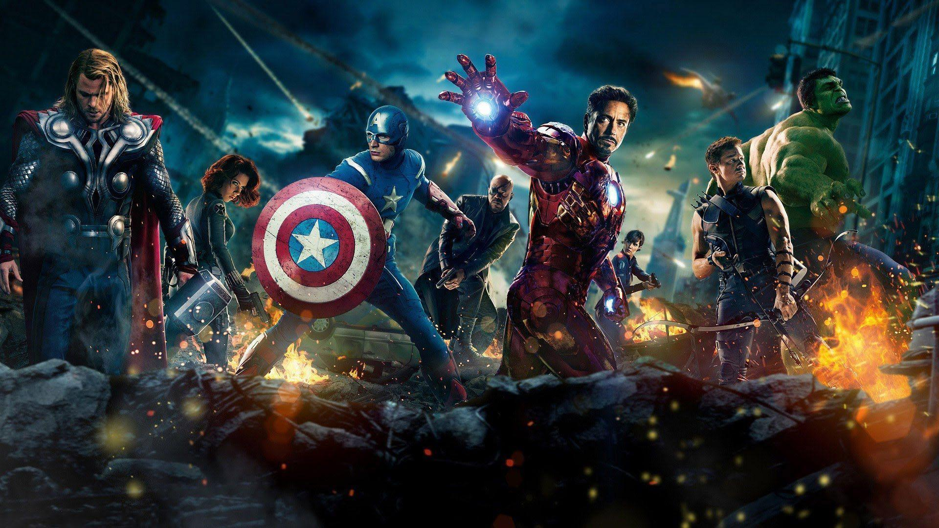 Avengers APK Wallpapers - Wallpaper Cave