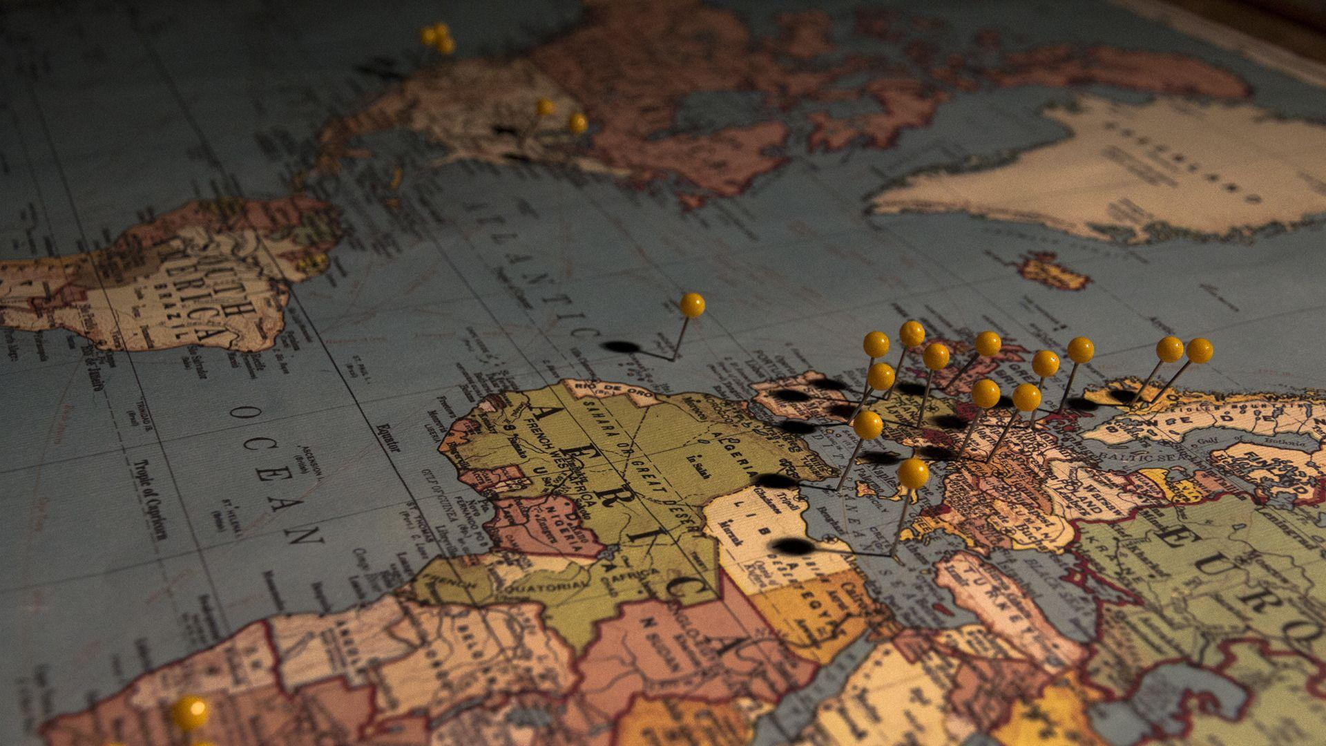 World map hd wallpapers wallpaper cave collection of diagram world map wallpaper brown more maps gumiabroncs Image collections