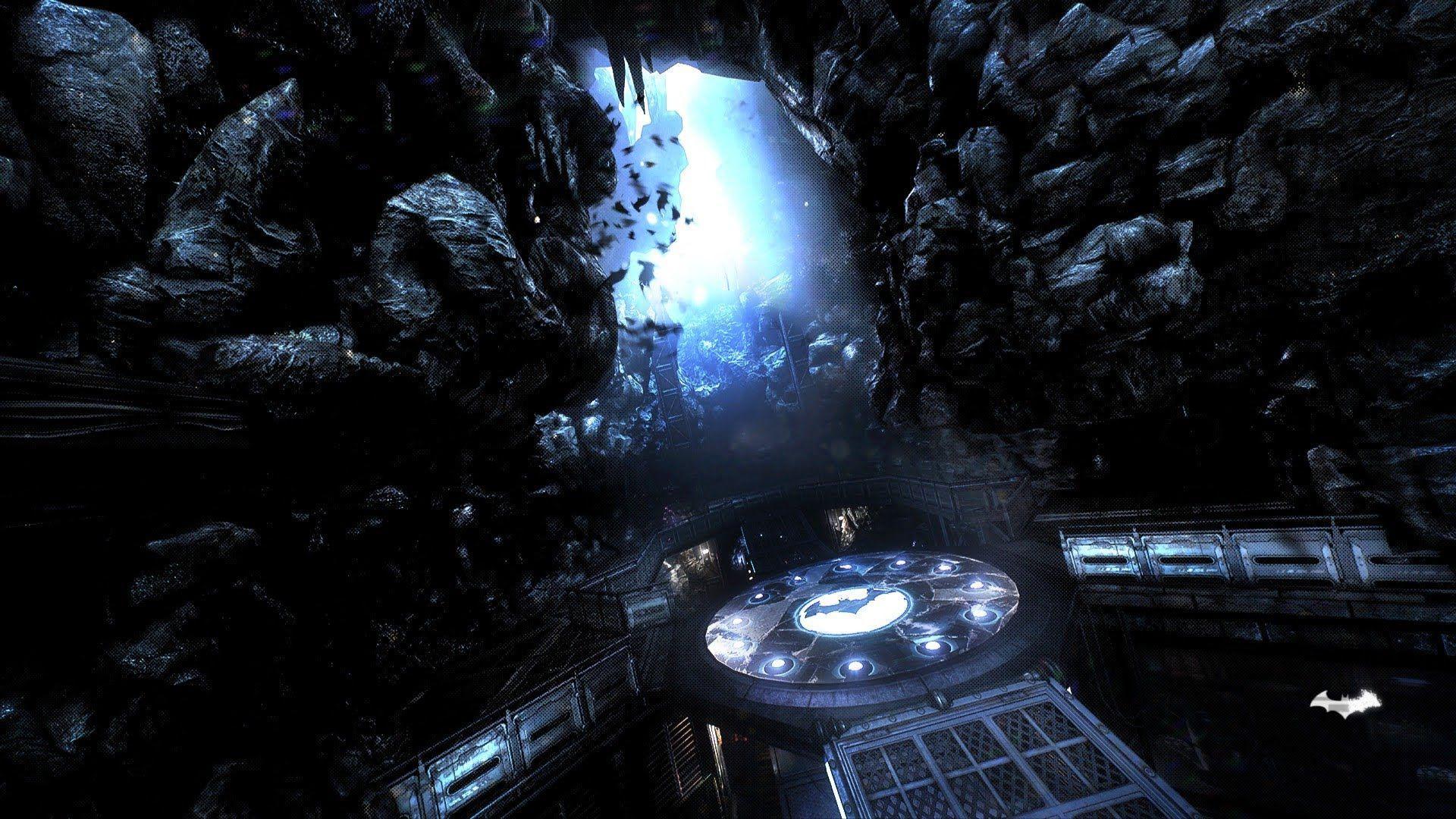 The Batcave (Predator challenge map) - YouTube