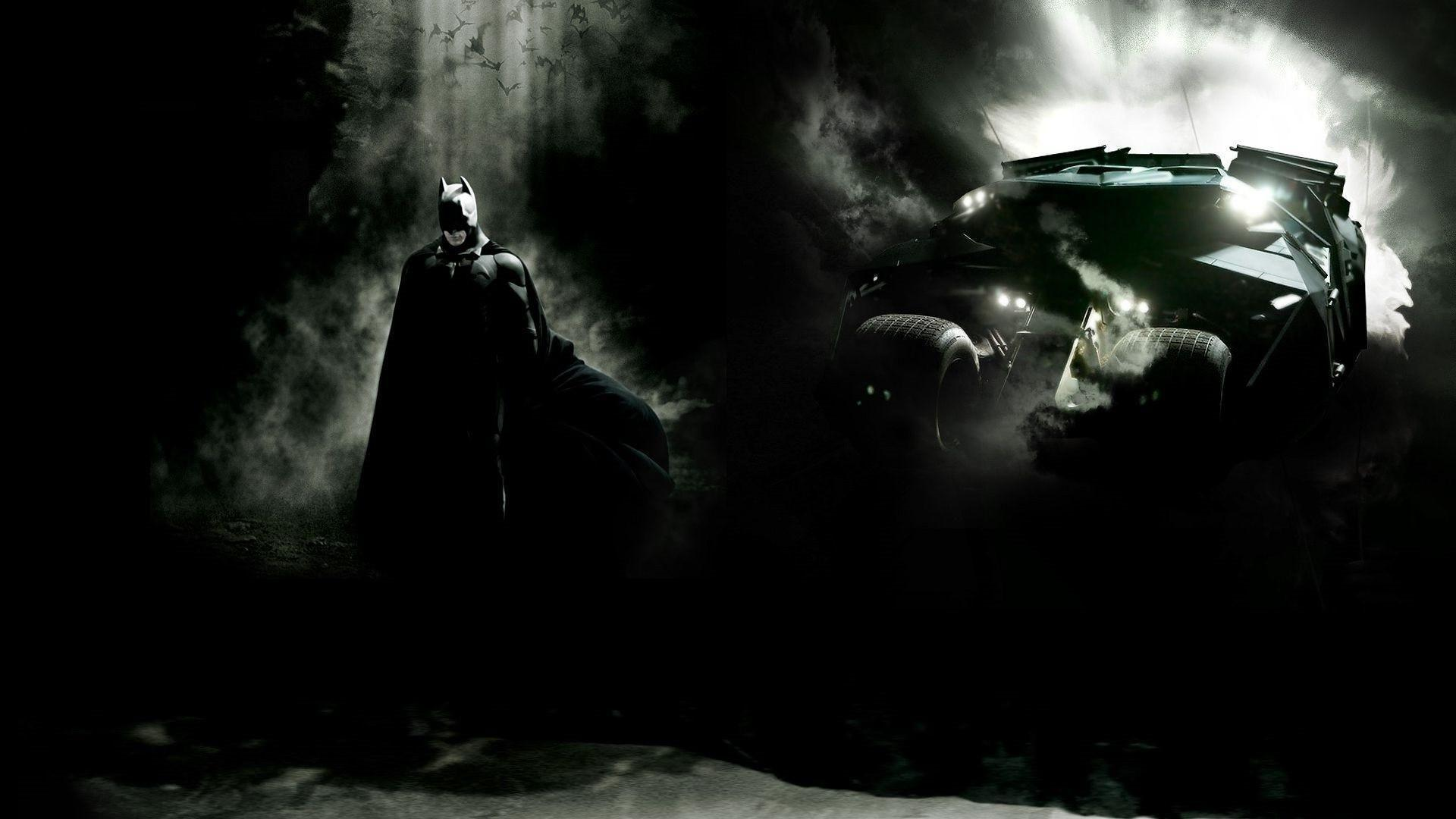 Bale artwork batcave batmobile the dark knight wallpaper | (79784)