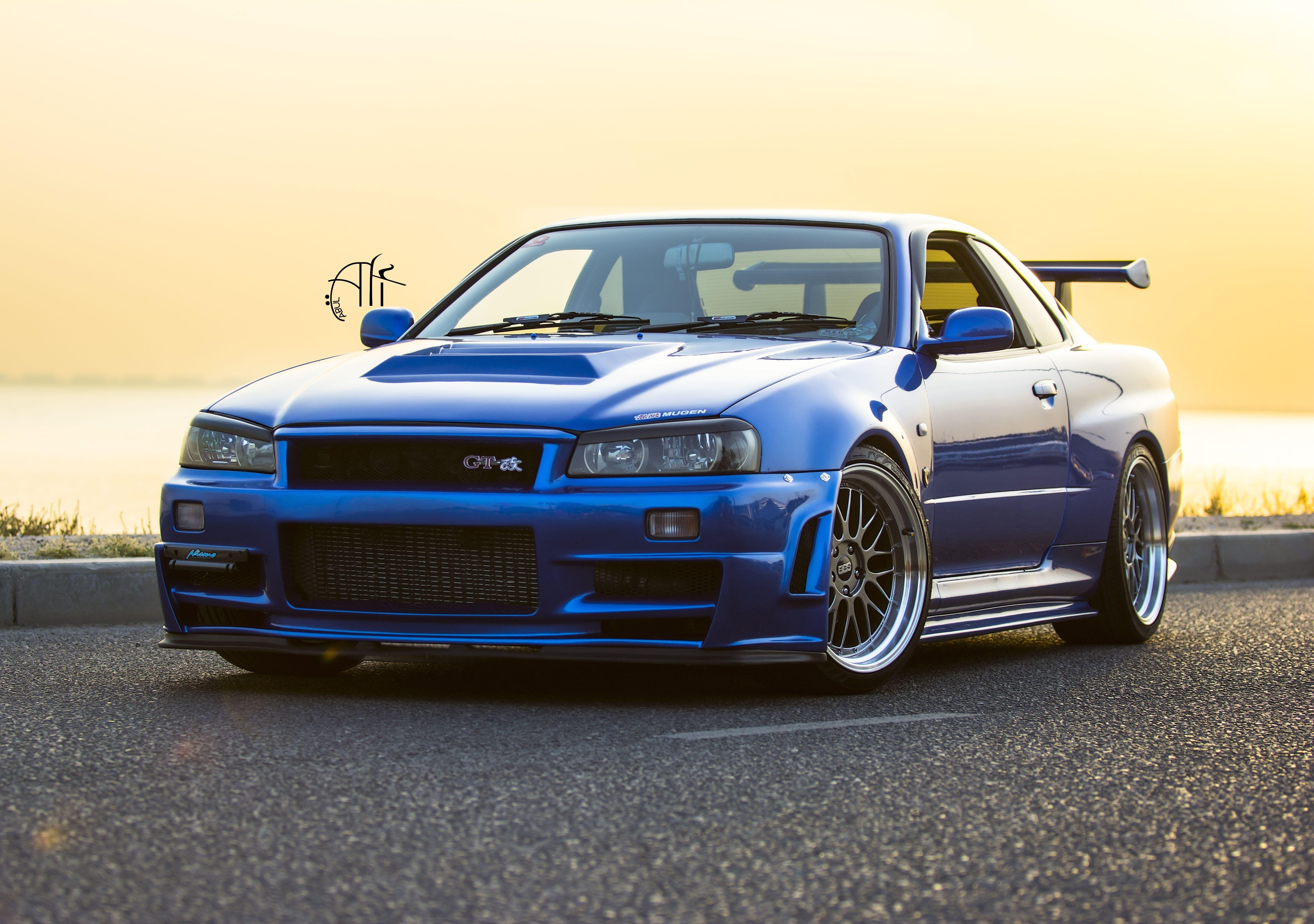 65 Nissan Skyline HD Wallpapers | Background Images - Wallpaper Abyss