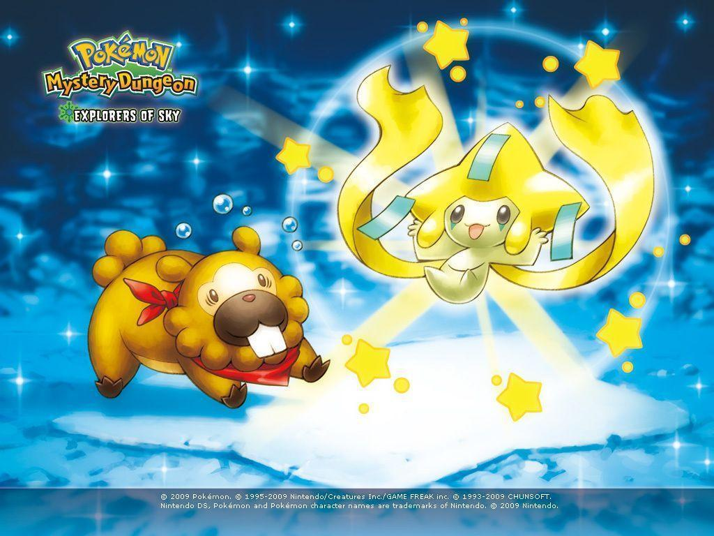 Cutest Pokemon images Bidoof and Jirachi HD wallpaper and background ...