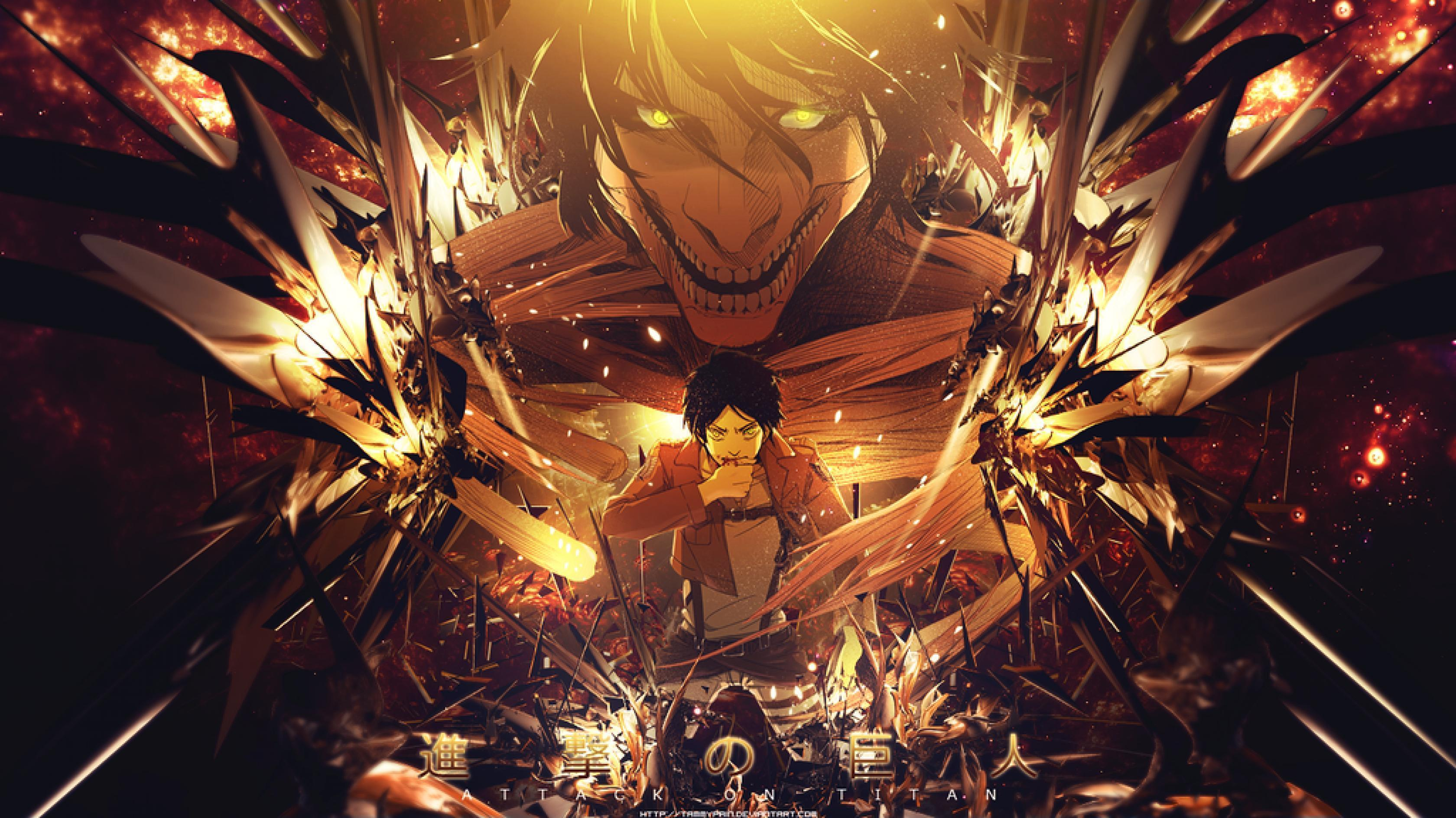 Attack On Titan Hd Wallpapers Wallpaper Cave