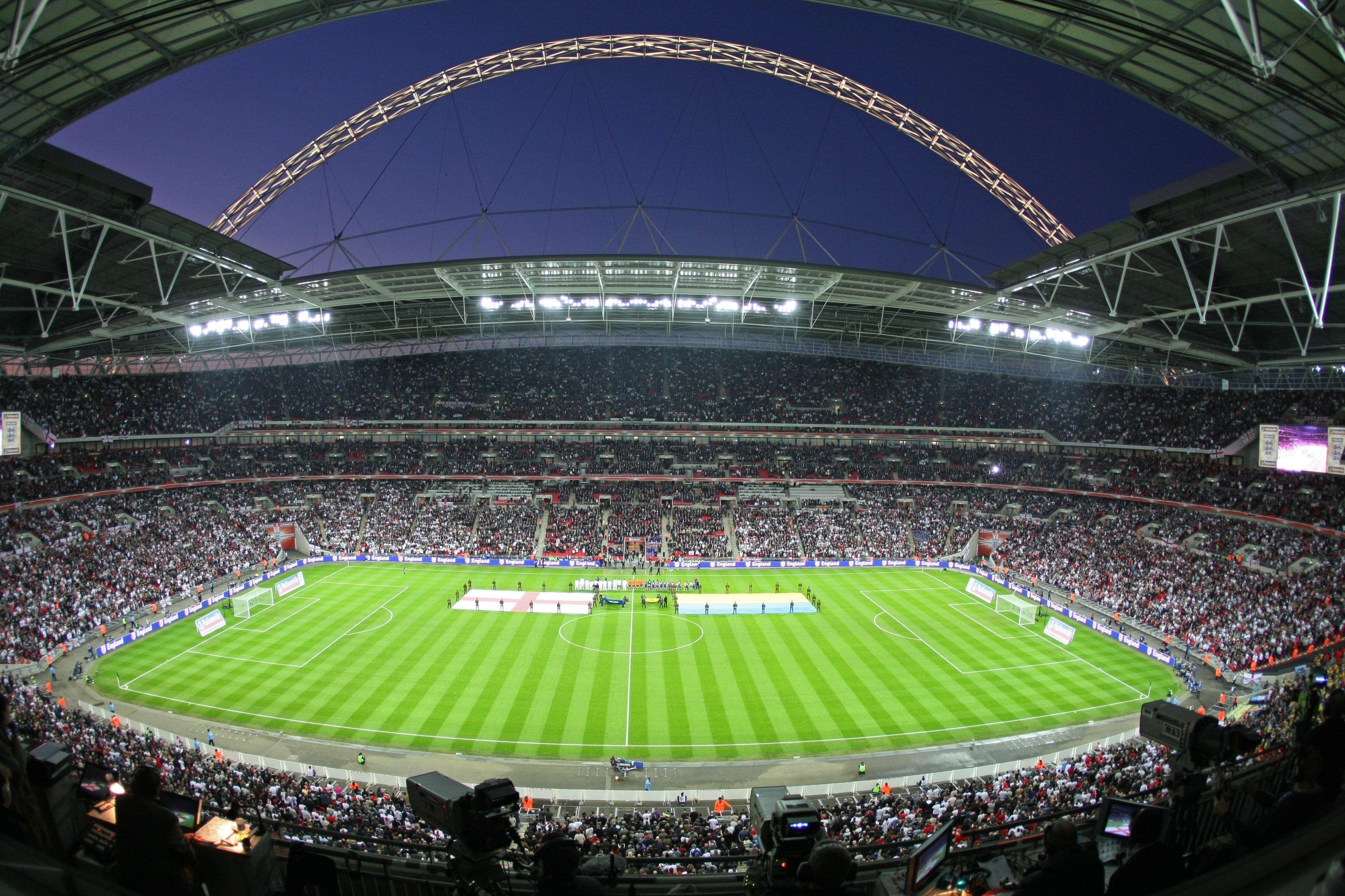 Wembley Stadion Plätze