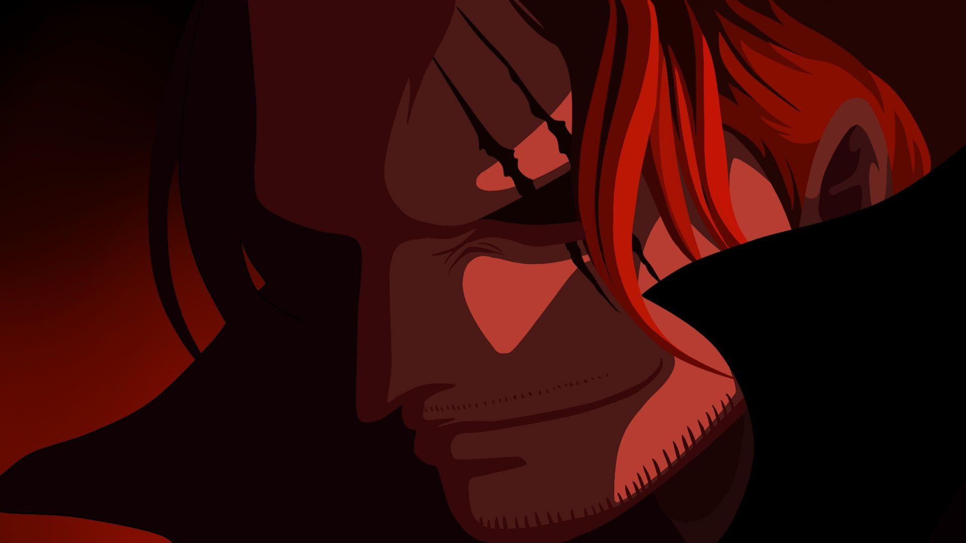 One Piece Shanks Wallpapers - Wallpaper Cave