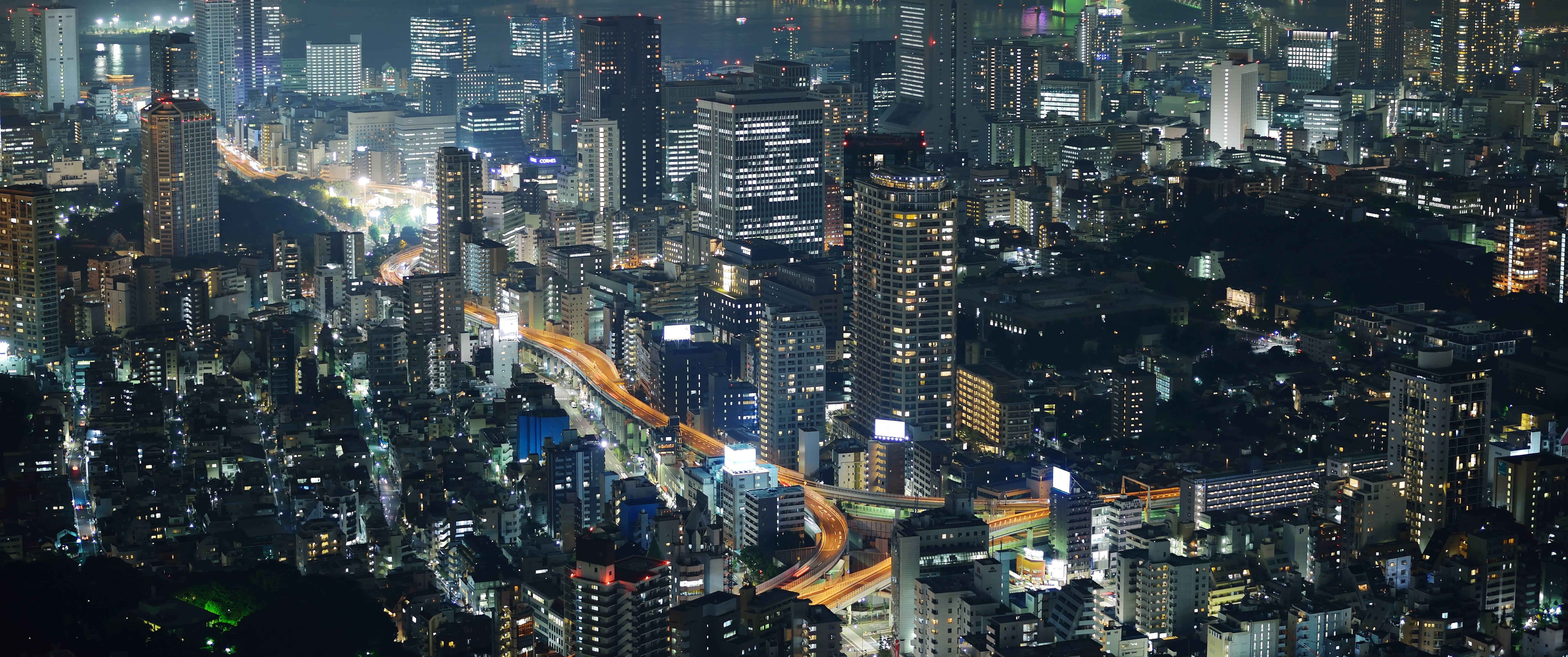21 9 Tokyo Wallpaper - Singebloggg