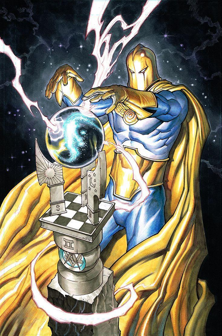 Doctor Fate Wallpapers Wallpaper Cave