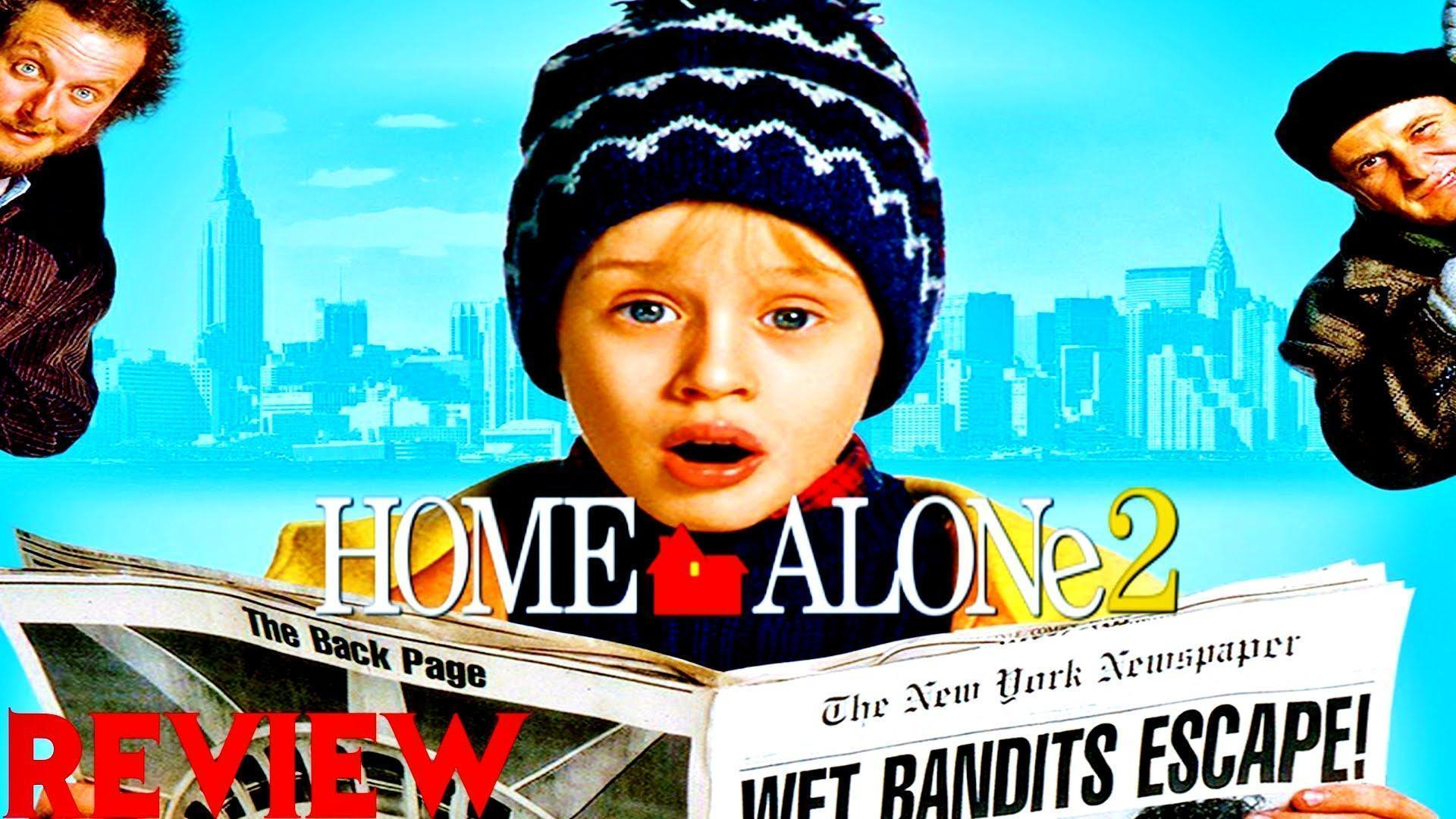Home Alone Wallpapers Wallpaper Cave