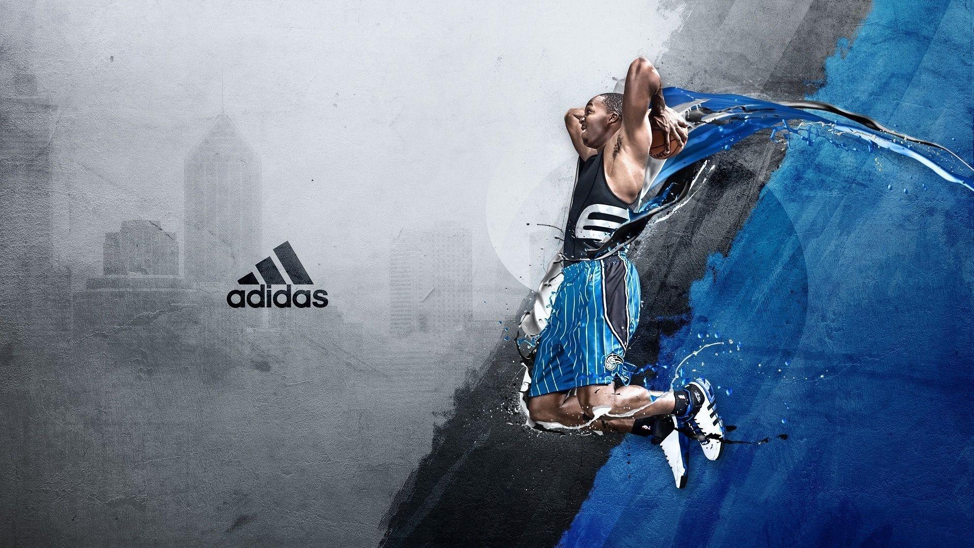 Adidas NBA Basketball Wallpapers