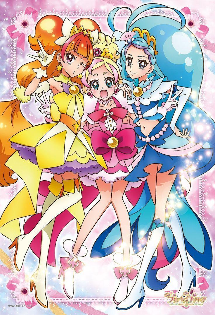 Glitter Force Wallpapers - Wallpaper Cave