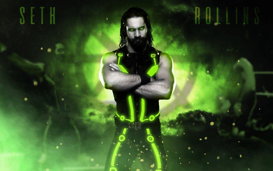 Seth Rollins Logo Wallpapers Wallpaper Cave
