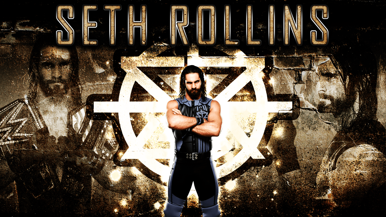 Seth Rollins Logo Wallpapers