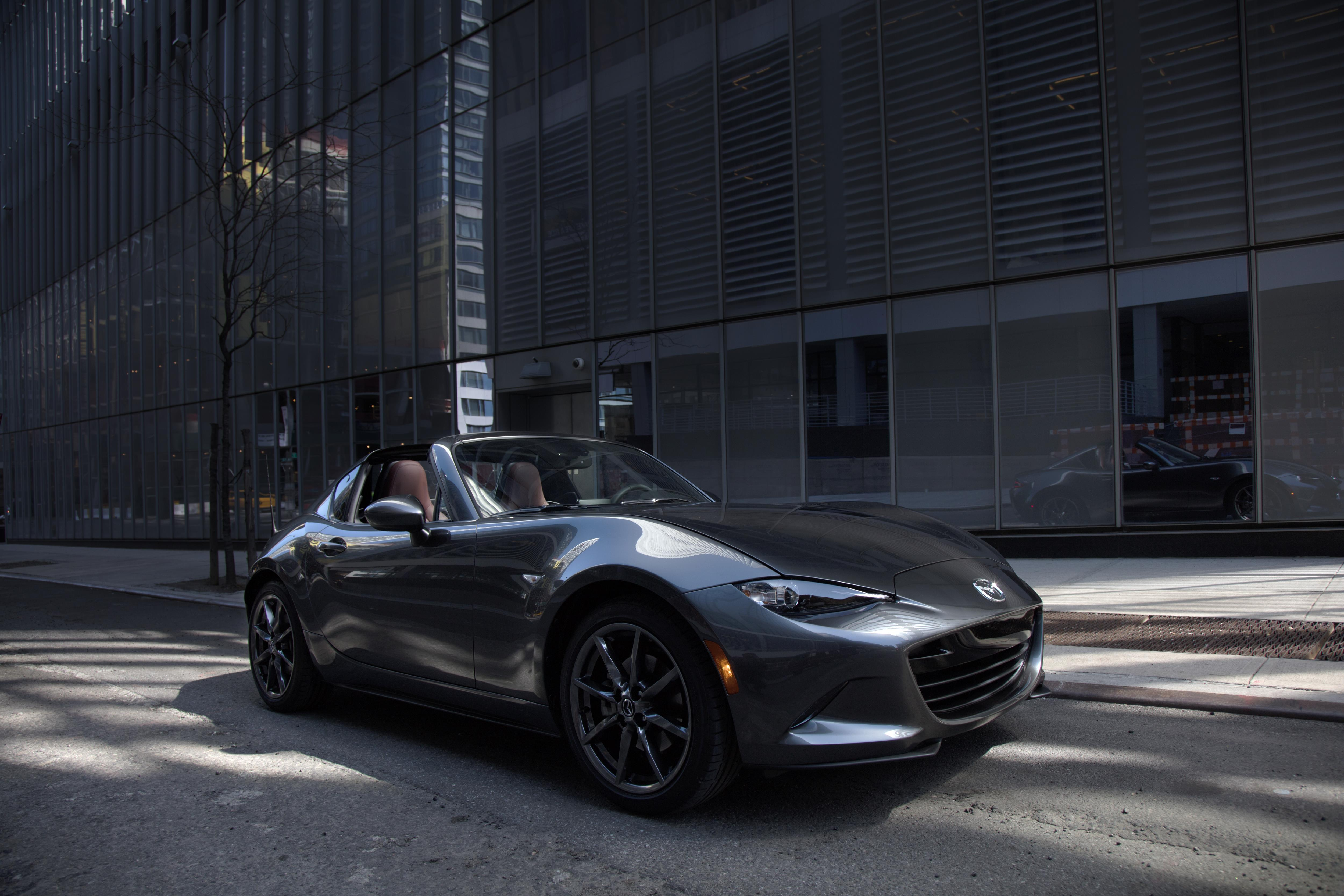 2017 Mazda MX-5 RF, HD Cars, 4k Wallpapers, Images, Backgrounds ...