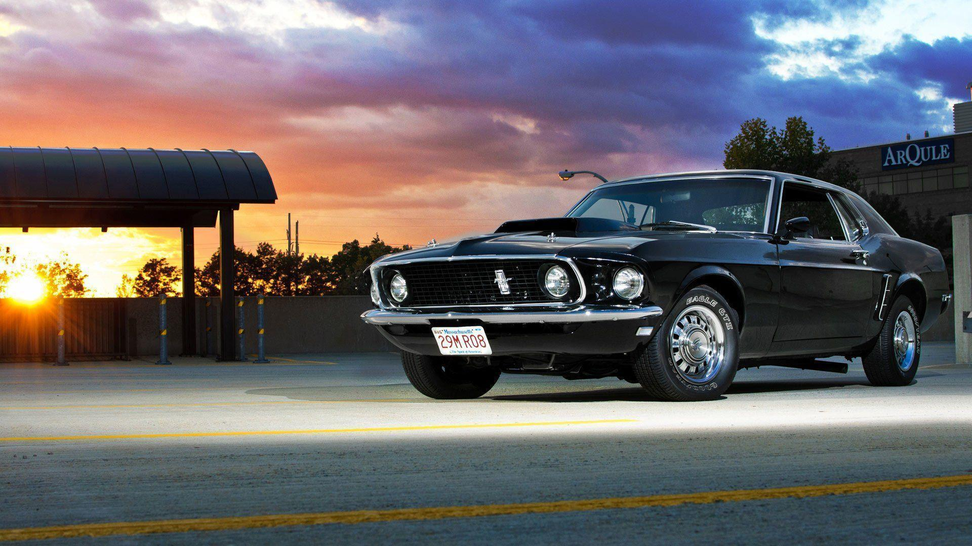 1121 Ford Mustang HD Wallpapers